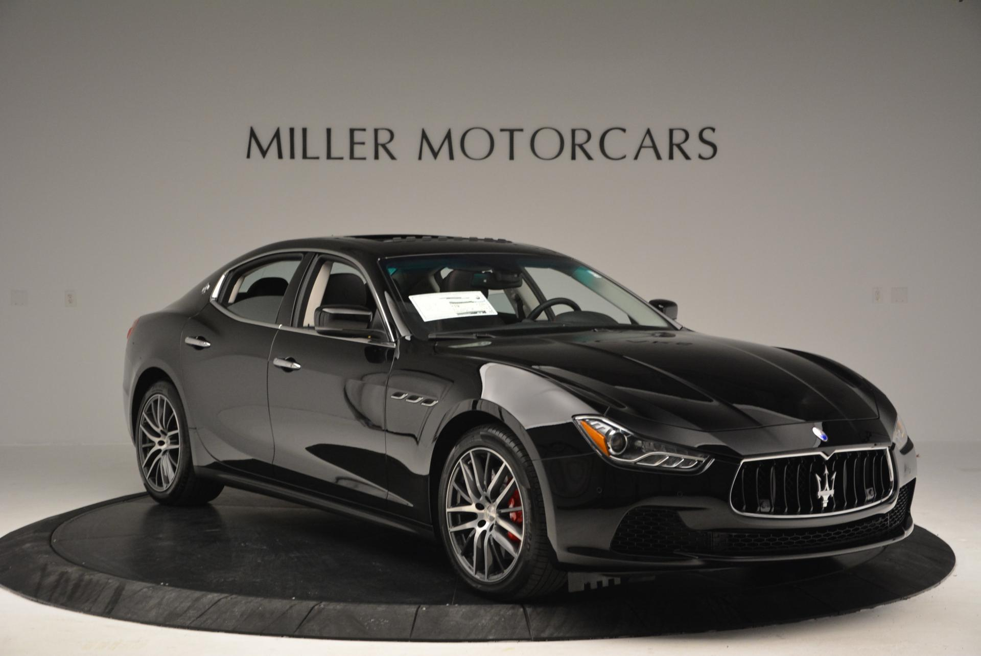Used 2016 Maserati Ghibli S Q4 For Sale In Greenwich, CT 59_p11