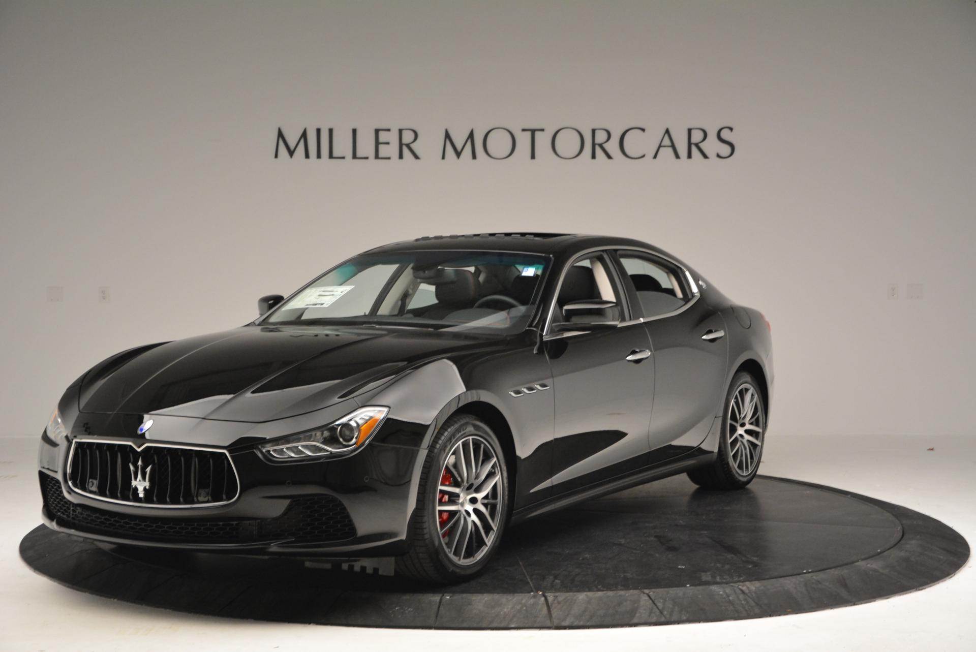 Used 2016 Maserati Ghibli S Q4 For Sale In Greenwich, CT 59_p24