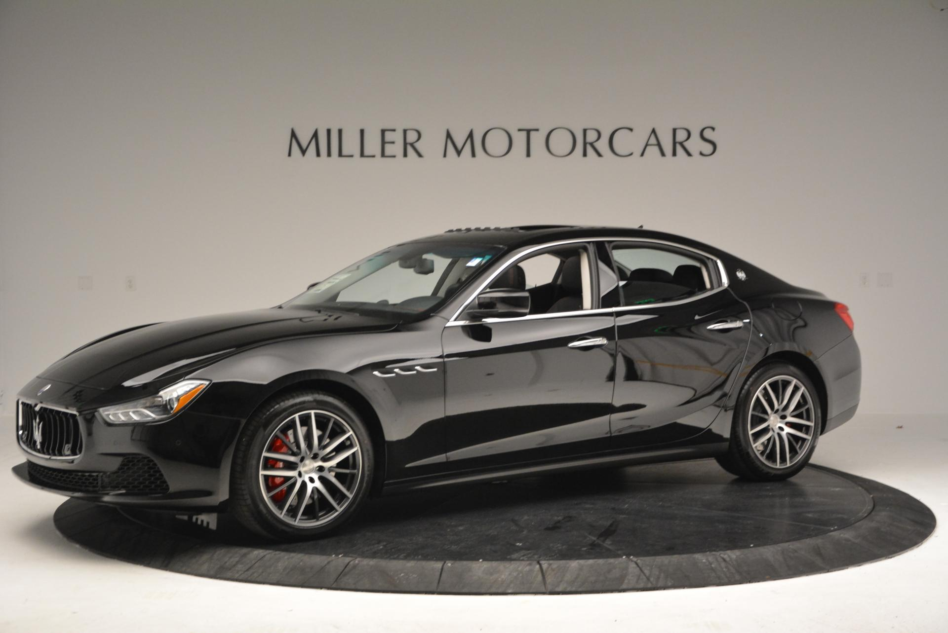 Used 2016 Maserati Ghibli S Q4 For Sale In Greenwich, CT 59_p2