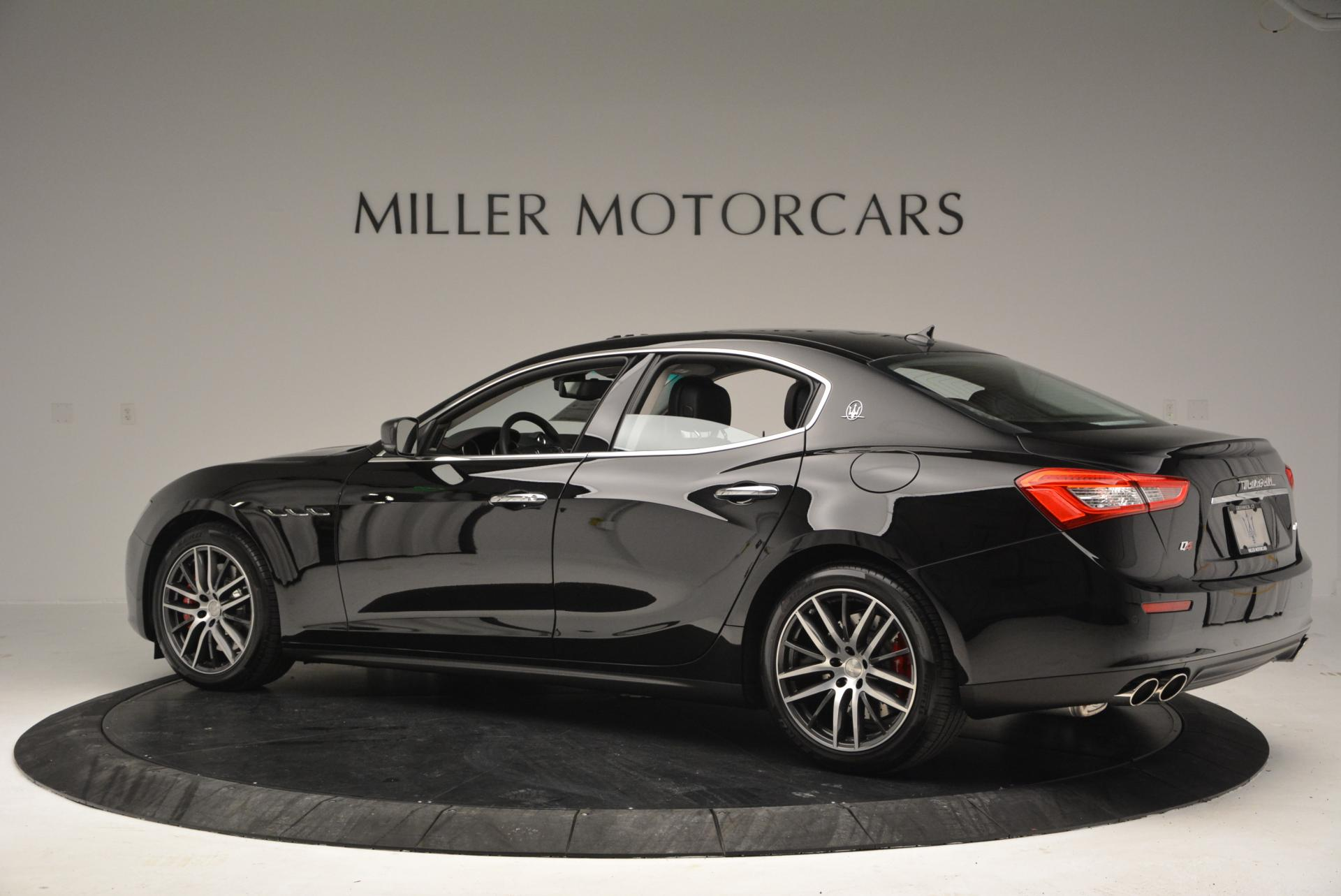 Used 2016 Maserati Ghibli S Q4 For Sale In Greenwich, CT 59_p4