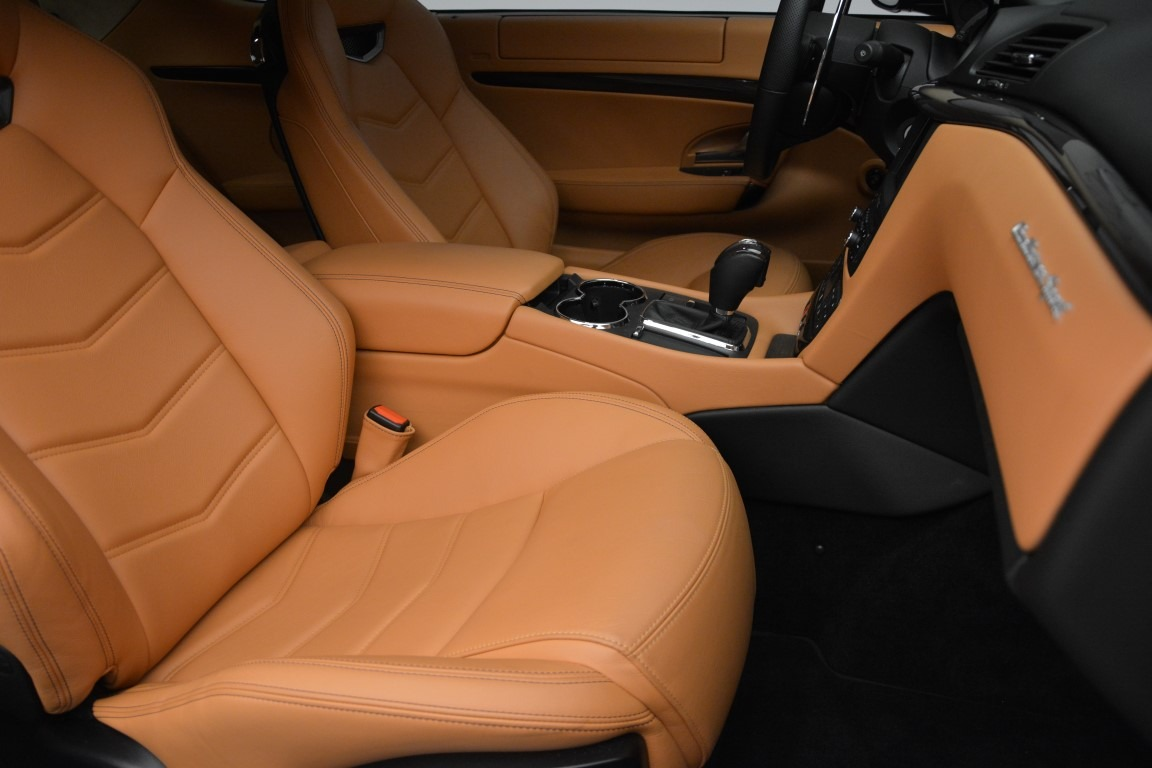 New 2017 Maserati GranTurismo Sport For Sale In Greenwich, CT 590_p19