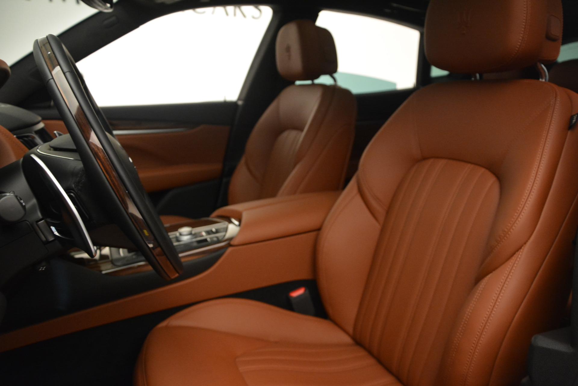 New 2017 Maserati Levante S For Sale In Greenwich, CT 591_p21