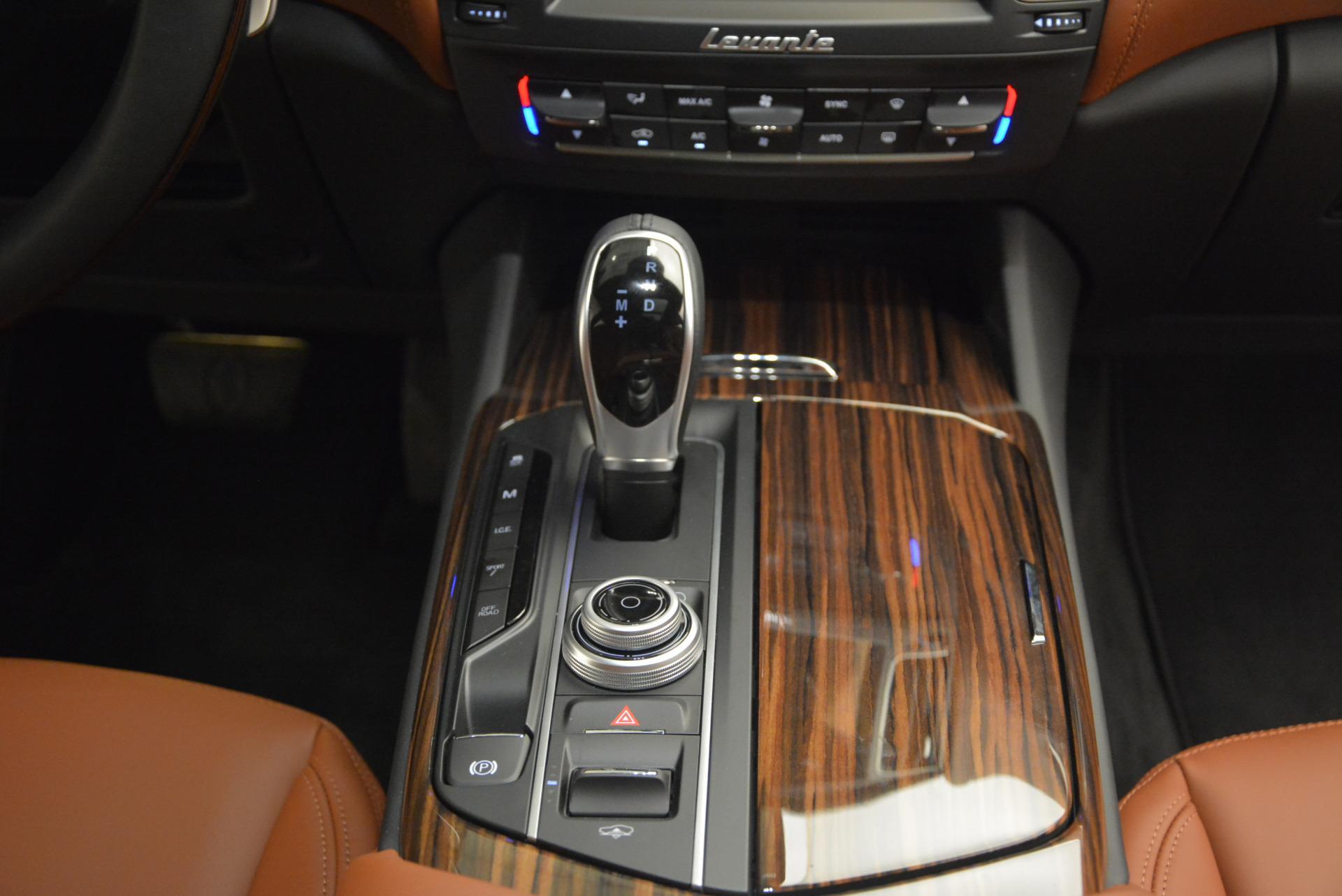 New 2017 Maserati Levante S For Sale In Greenwich, CT 591_p36