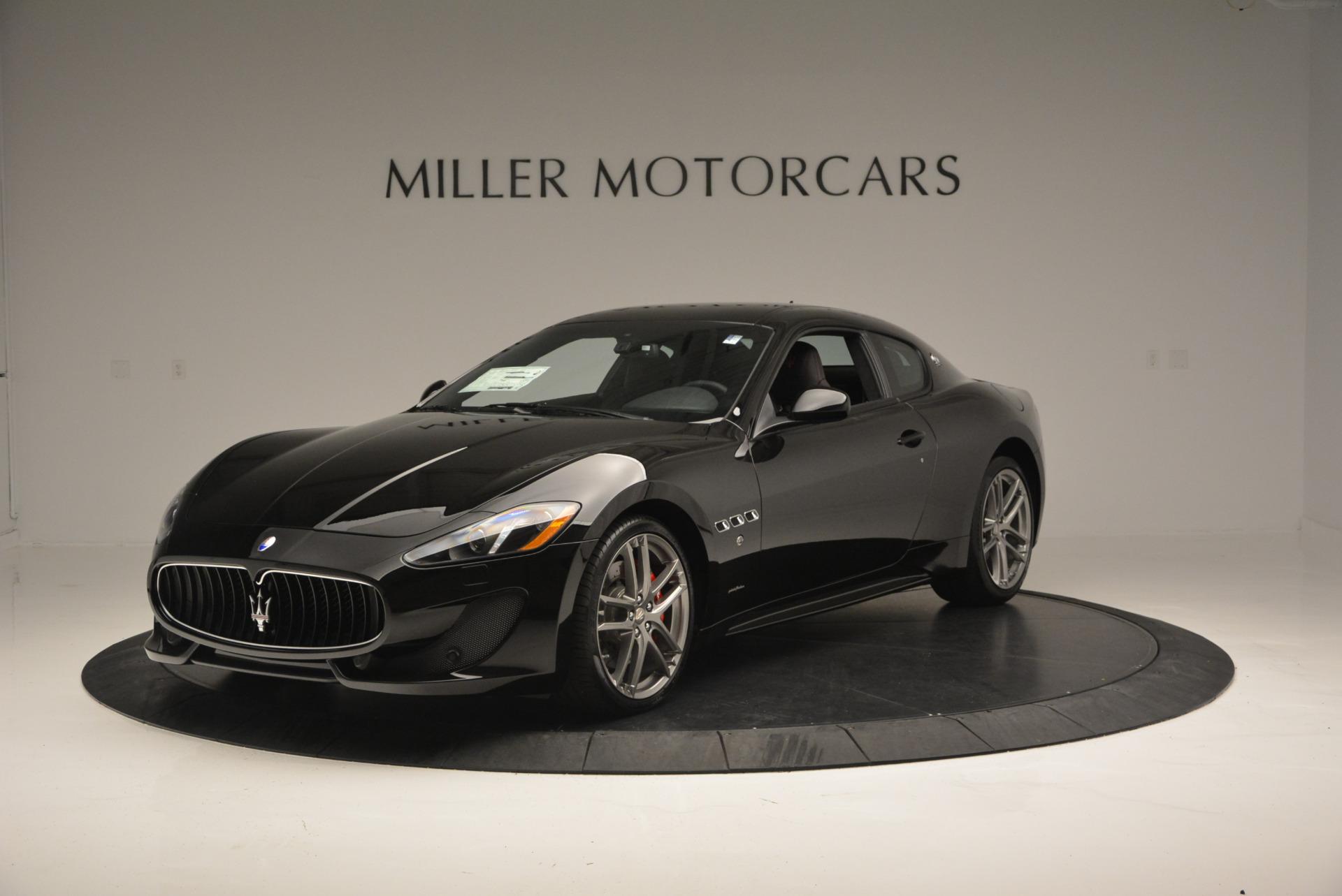 New 2016 Maserati GranTurismo Sport For Sale In Greenwich, CT 592_main