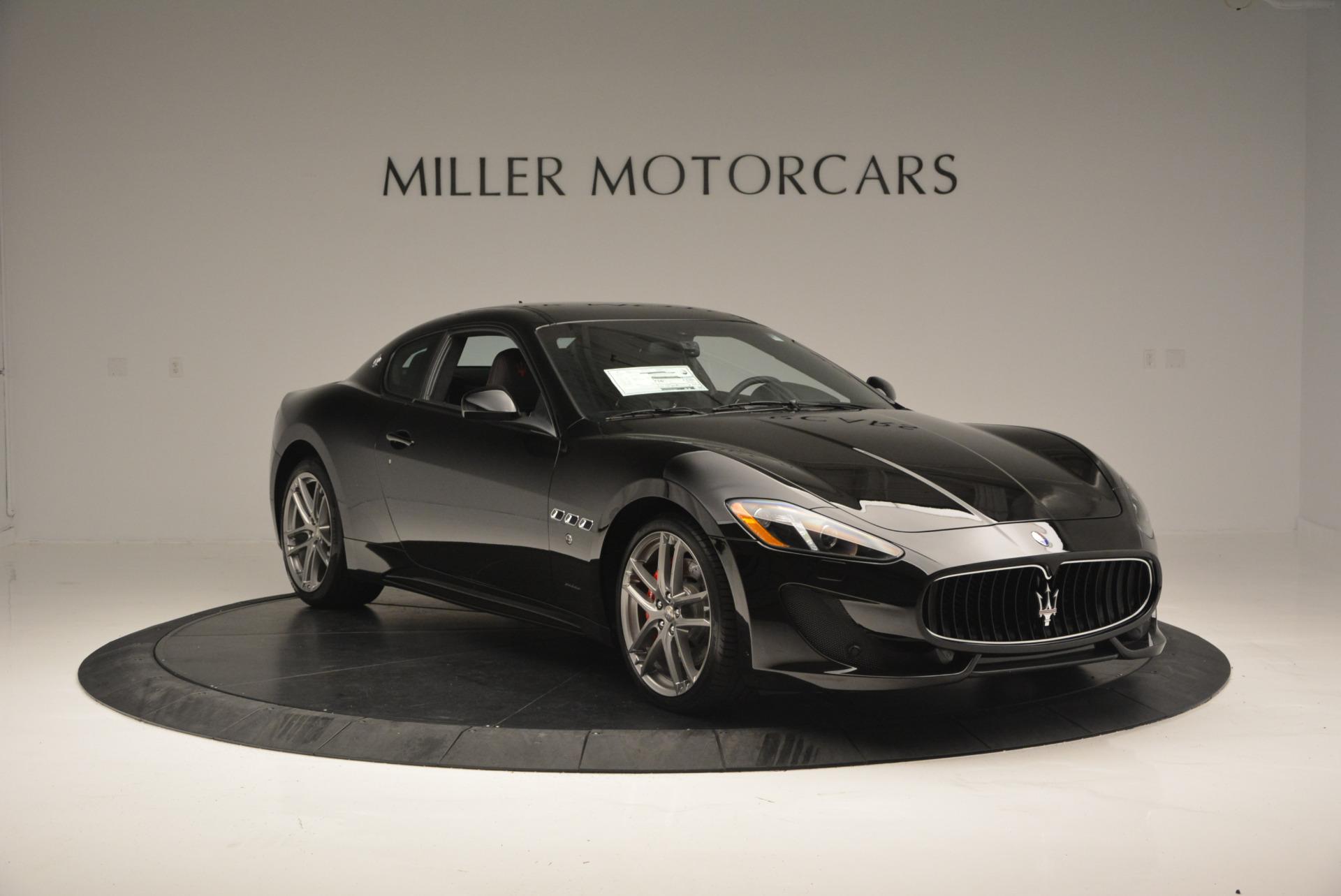New 2016 Maserati GranTurismo Sport For Sale In Greenwich, CT 592_p11