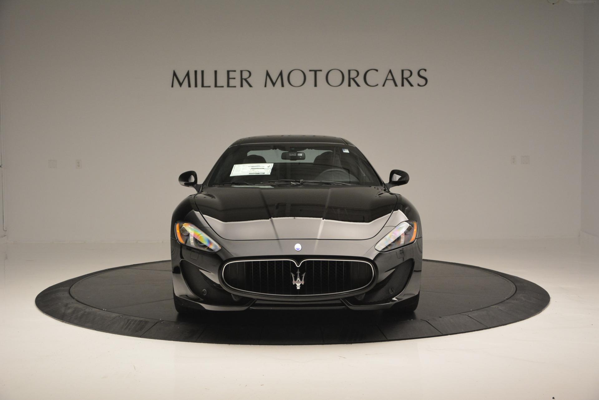 New 2016 Maserati GranTurismo Sport For Sale In Greenwich, CT 592_p12