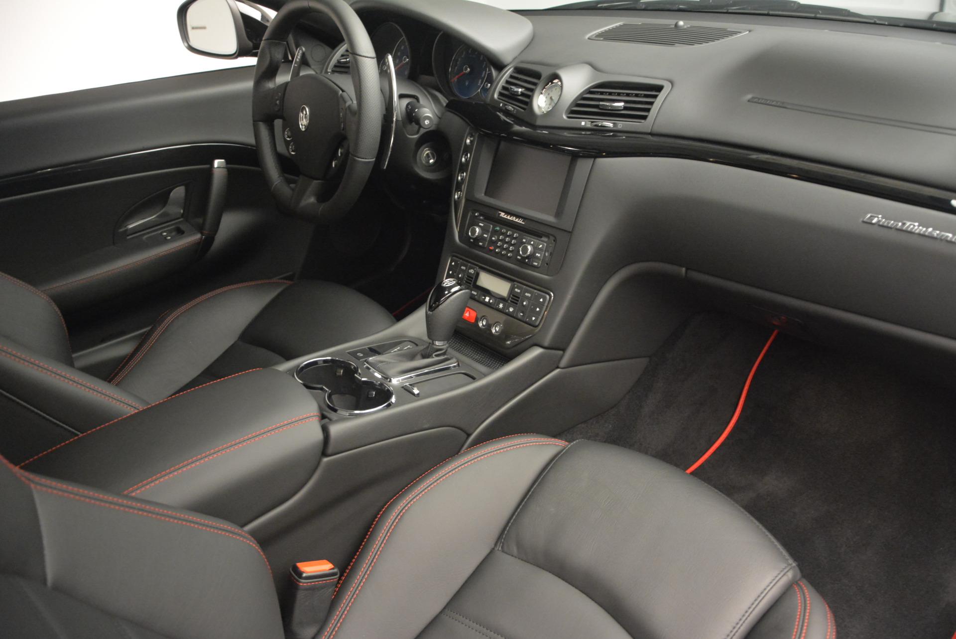 New 2016 Maserati GranTurismo Sport For Sale In Greenwich, CT 592_p18