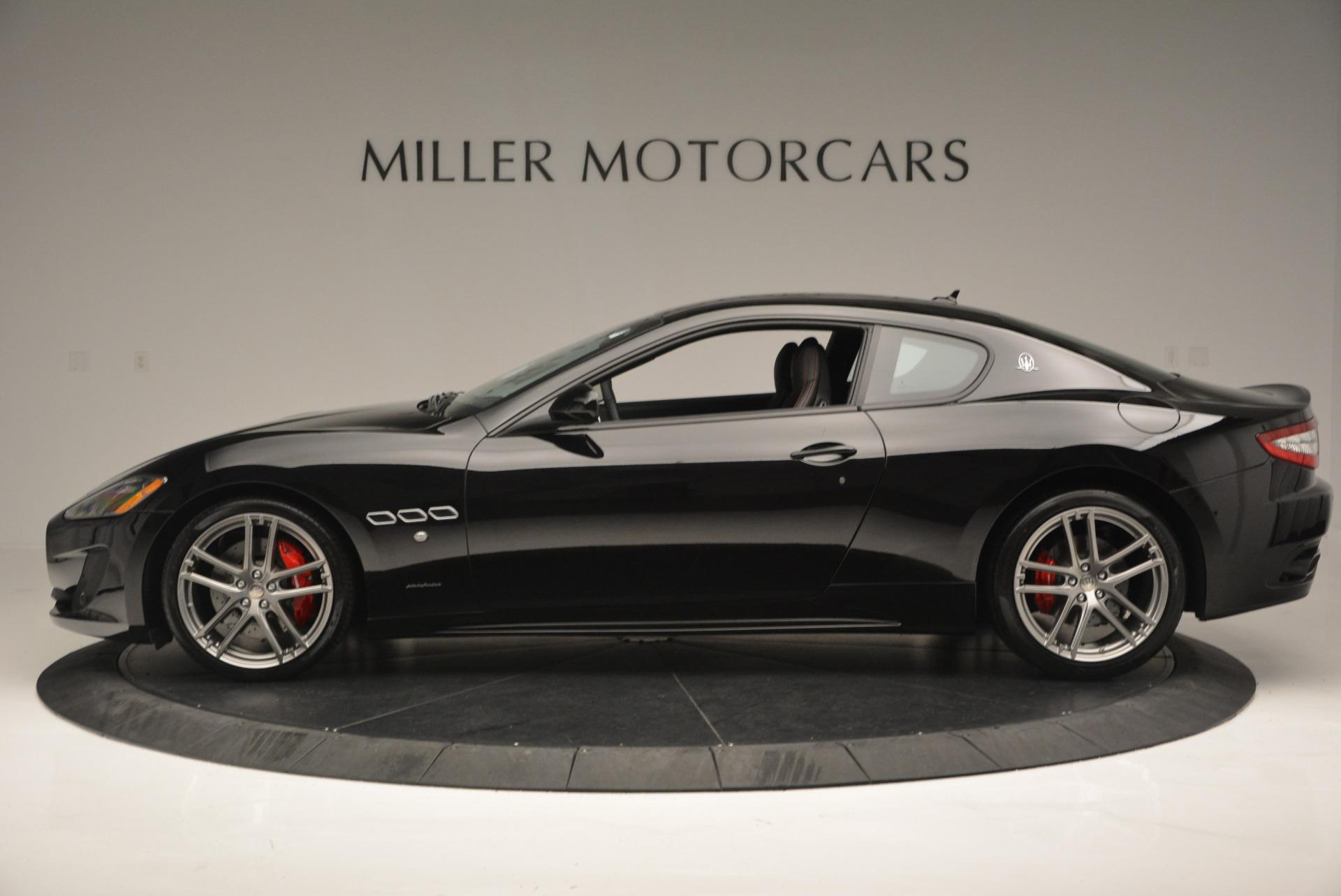 New 2016 Maserati GranTurismo Sport For Sale In Greenwich, CT 592_p3