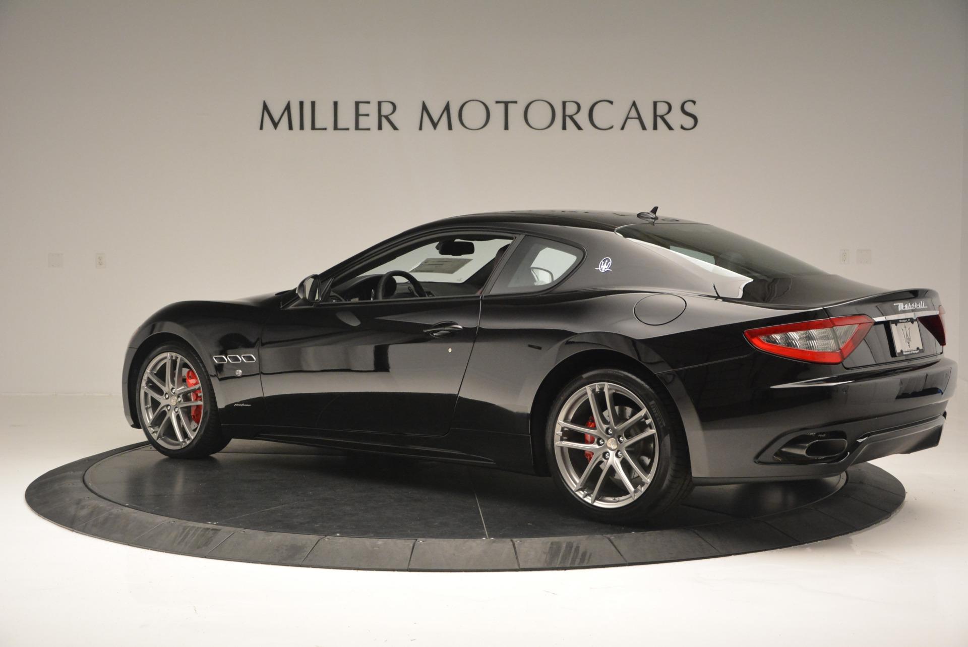 New 2016 Maserati GranTurismo Sport For Sale In Greenwich, CT 592_p4
