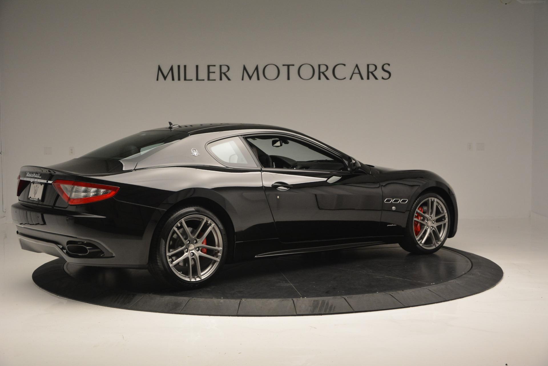 New 2016 Maserati GranTurismo Sport For Sale In Greenwich, CT 592_p8