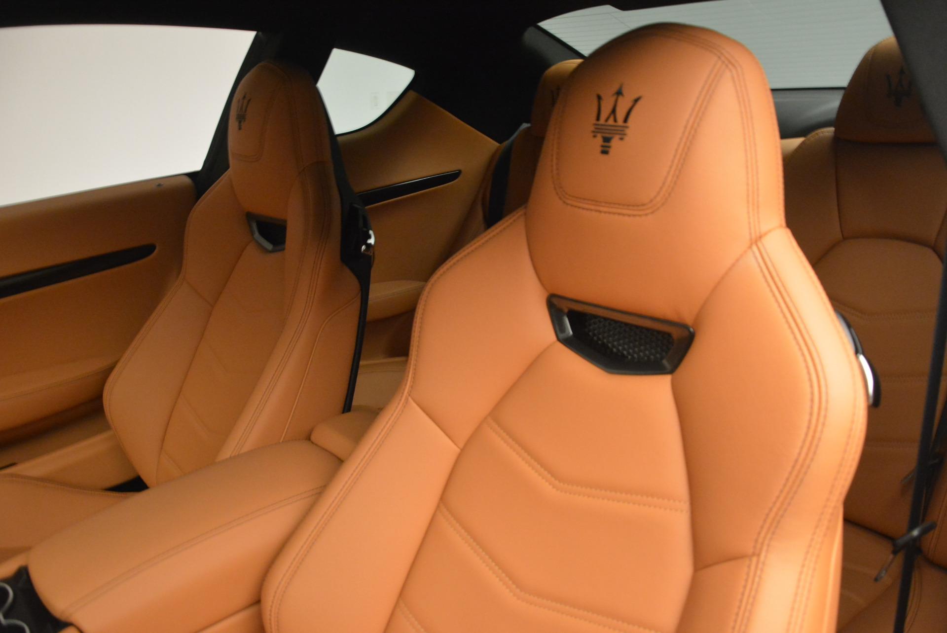 New 2017 Maserati GranTurismo Sport For Sale In Greenwich, CT 593_p15