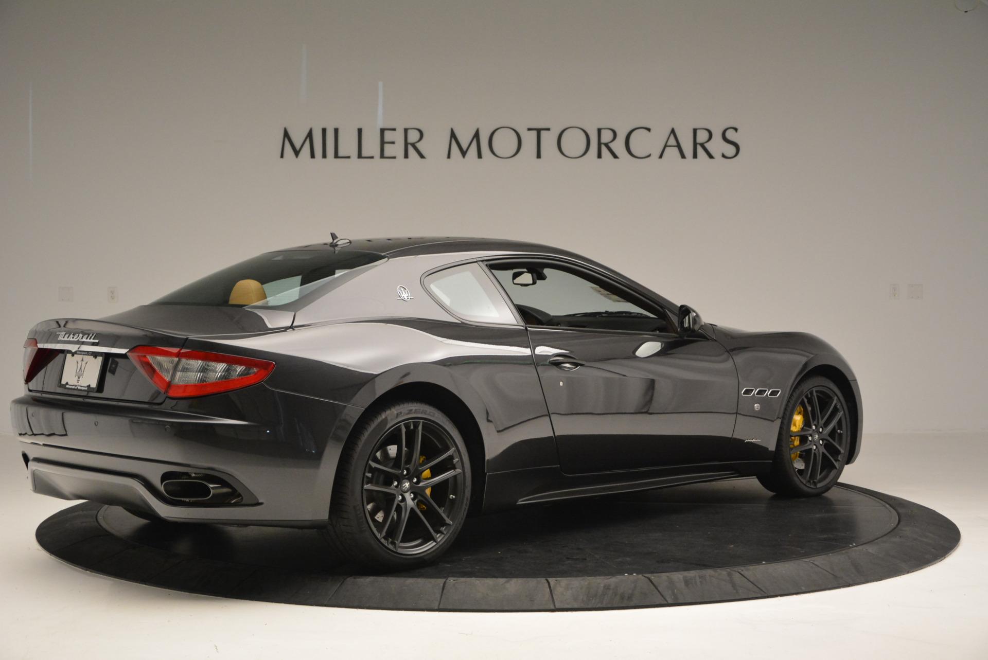 New 2017 Maserati GranTurismo Sport For Sale In Greenwich, CT 593_p8