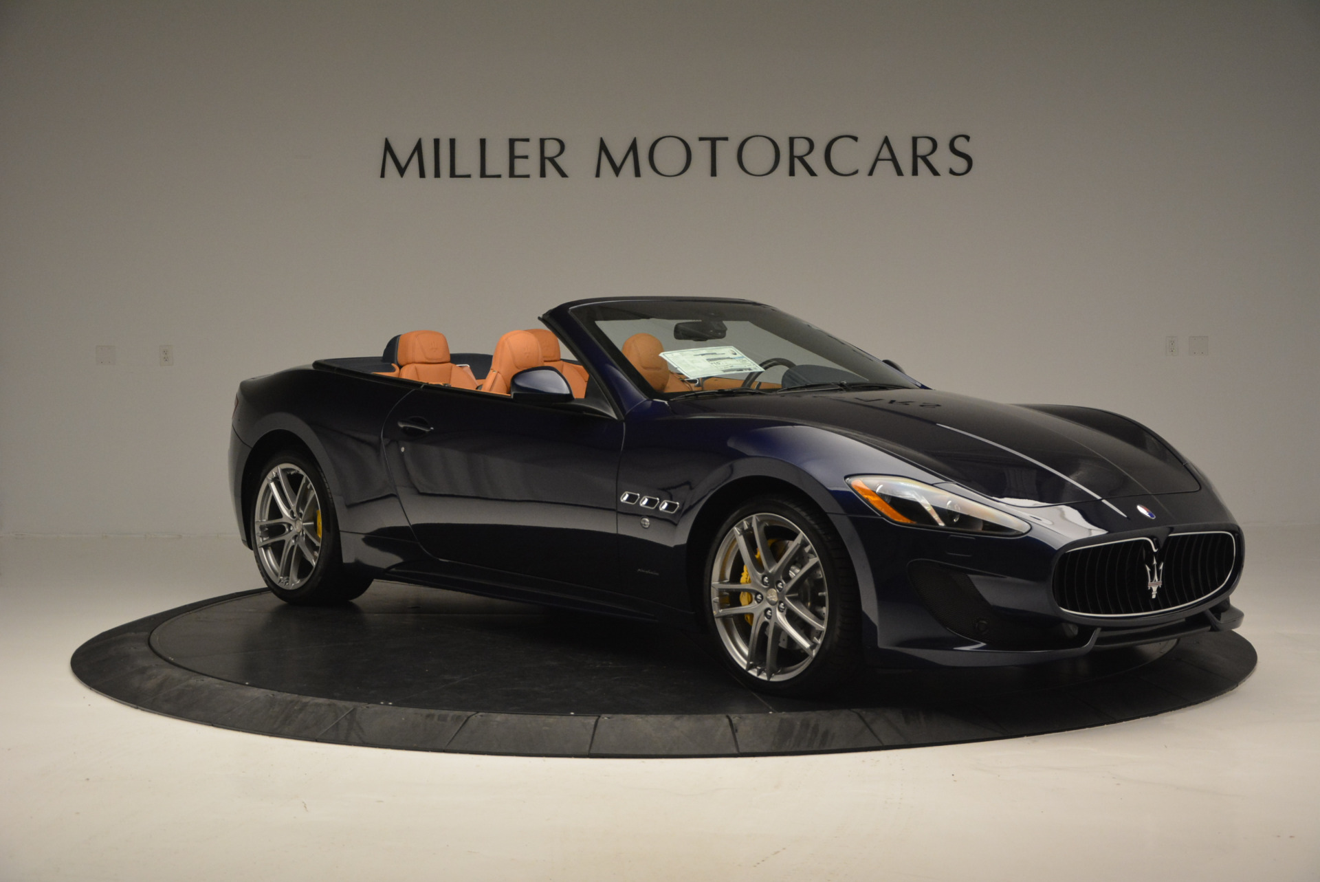 New 2017 Maserati GranTurismo Sport For Sale In Greenwich, CT 595_p11