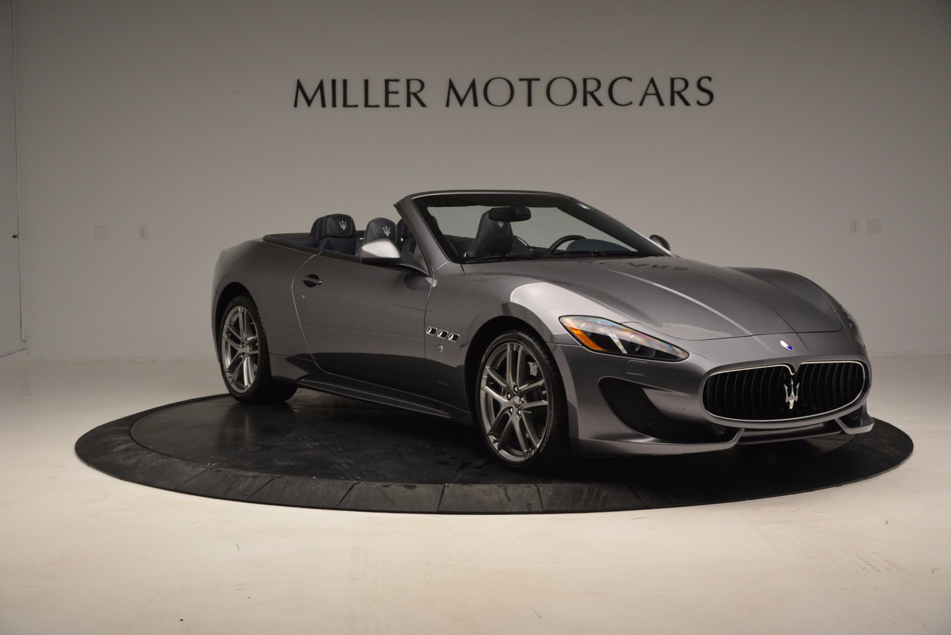 New 2017 Maserati GranTurismo Sport For Sale In Greenwich, CT 598_p9