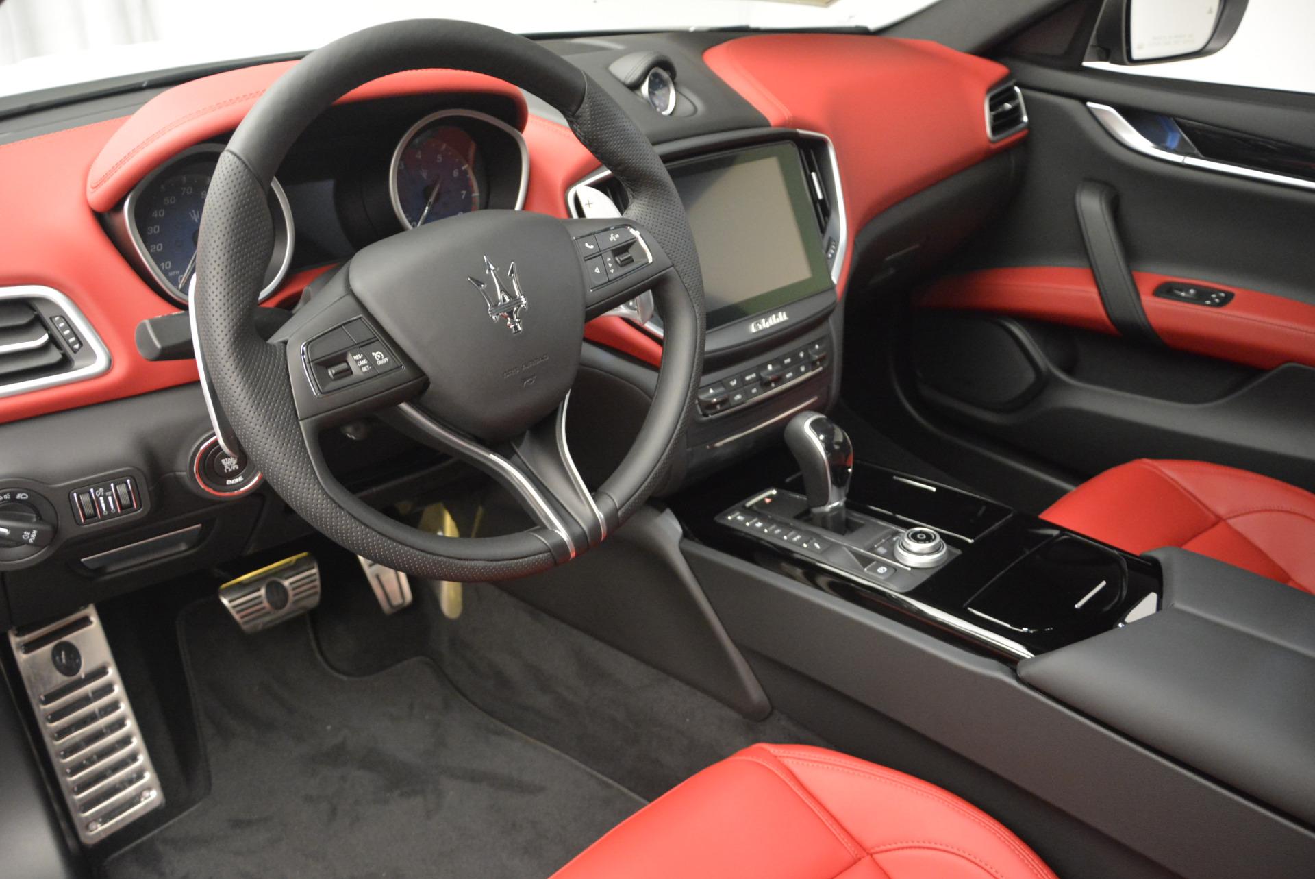 New 2017 Maserati Ghibli S Q4 For Sale In Greenwich, CT 599_p13