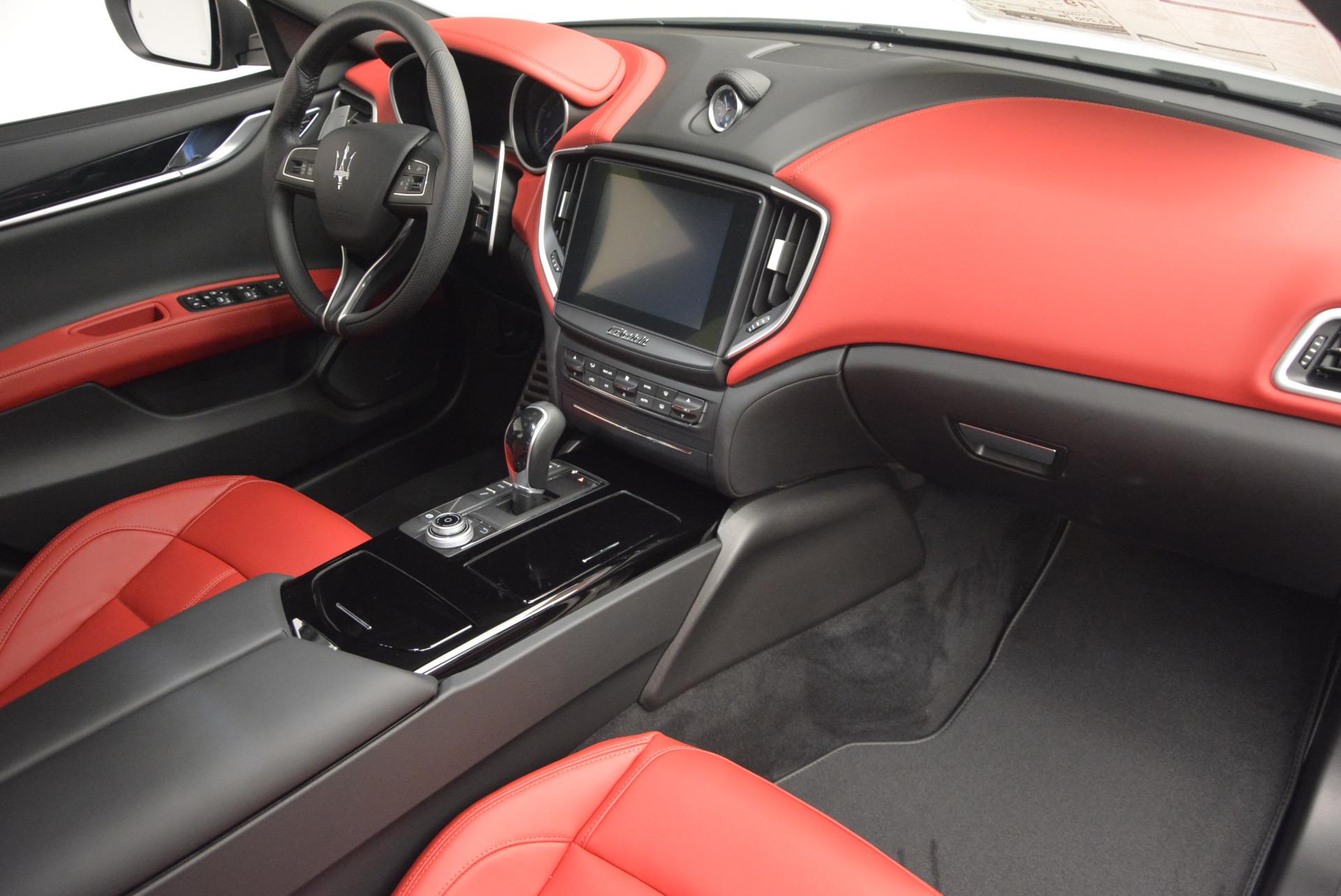 New 2017 Maserati Ghibli S Q4 For Sale In Greenwich, CT 599_p23