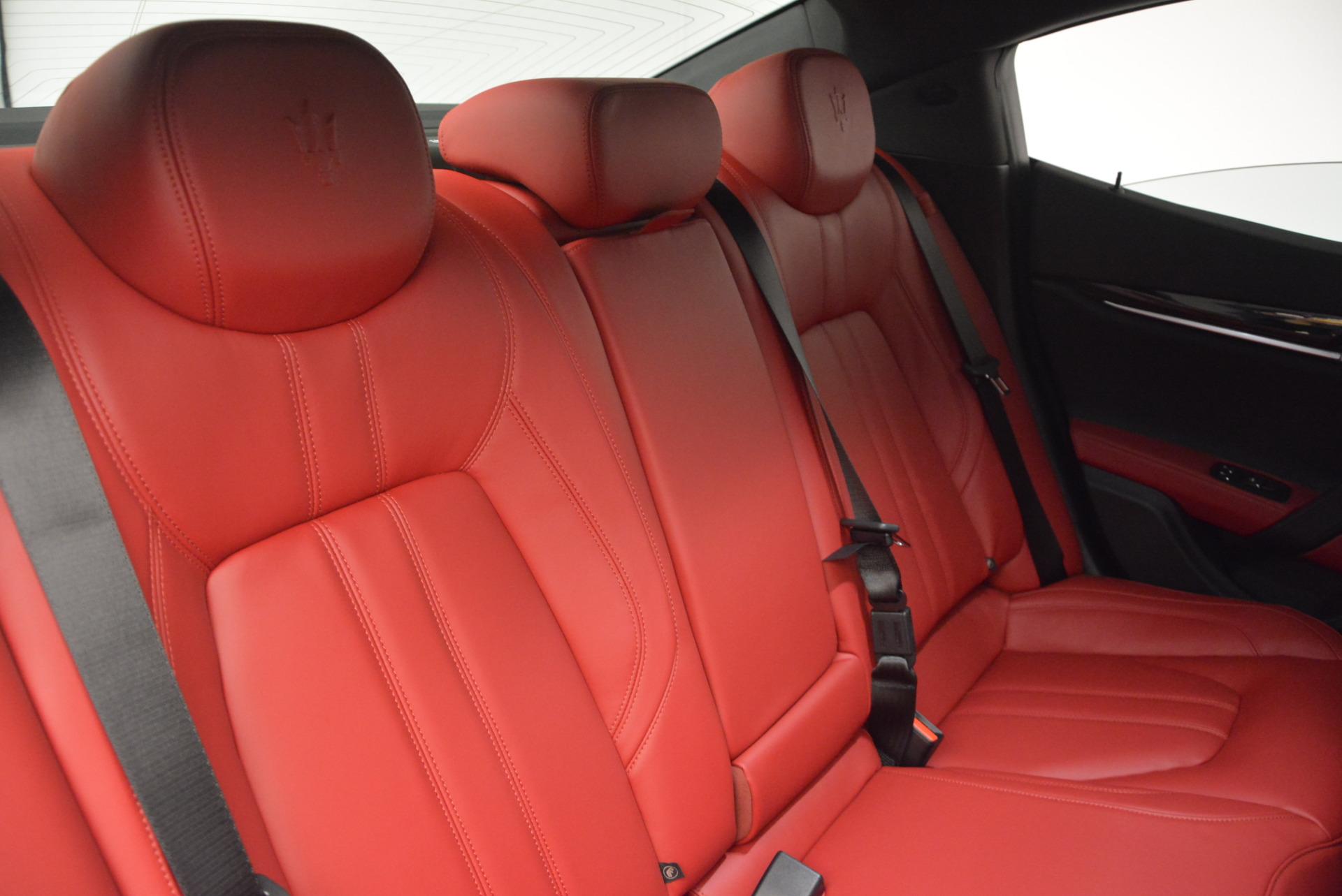 New 2017 Maserati Ghibli S Q4 For Sale In Greenwich, CT 599_p28