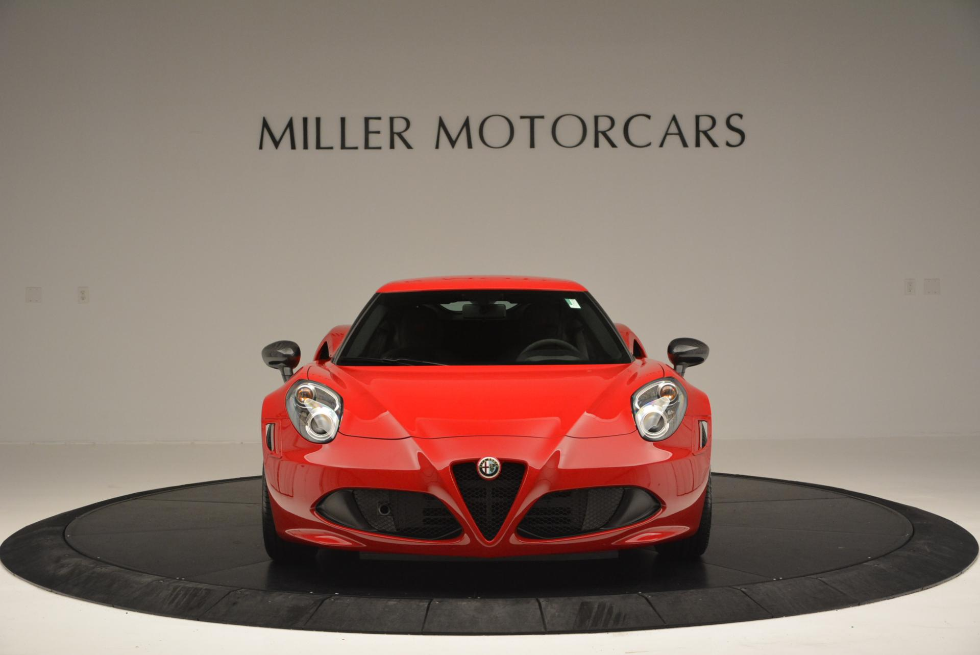 Used 2015 Alfa Romeo 4C Launch Edition For Sale In Greenwich, CT 6_p12