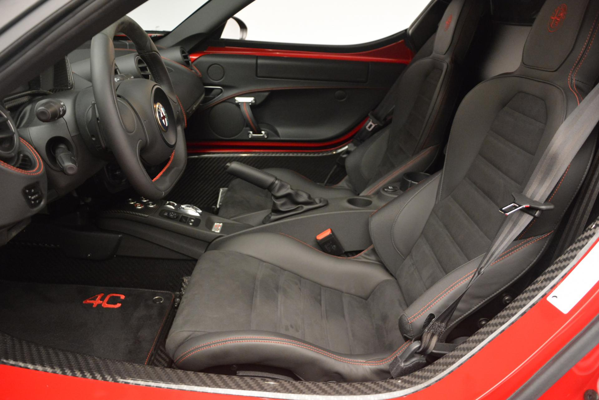Used 2015 Alfa Romeo 4C Launch Edition For Sale In Greenwich, CT 6_p14
