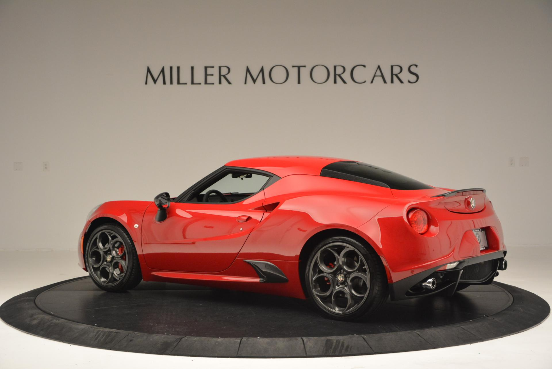 Used 2015 Alfa Romeo 4C Launch Edition For Sale In Greenwich, CT 6_p4