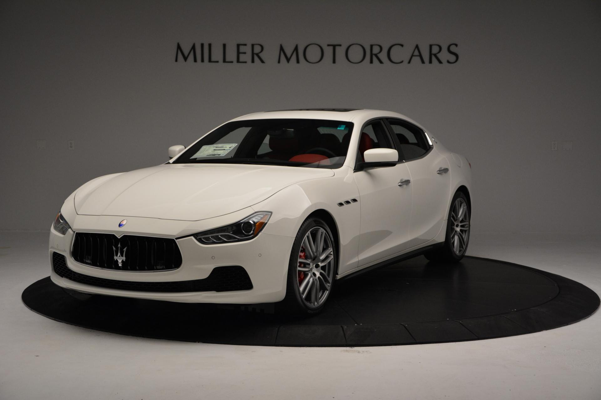 New 2016 Maserati Ghibli S Q4 For Sale In Greenwich, CT 60_main