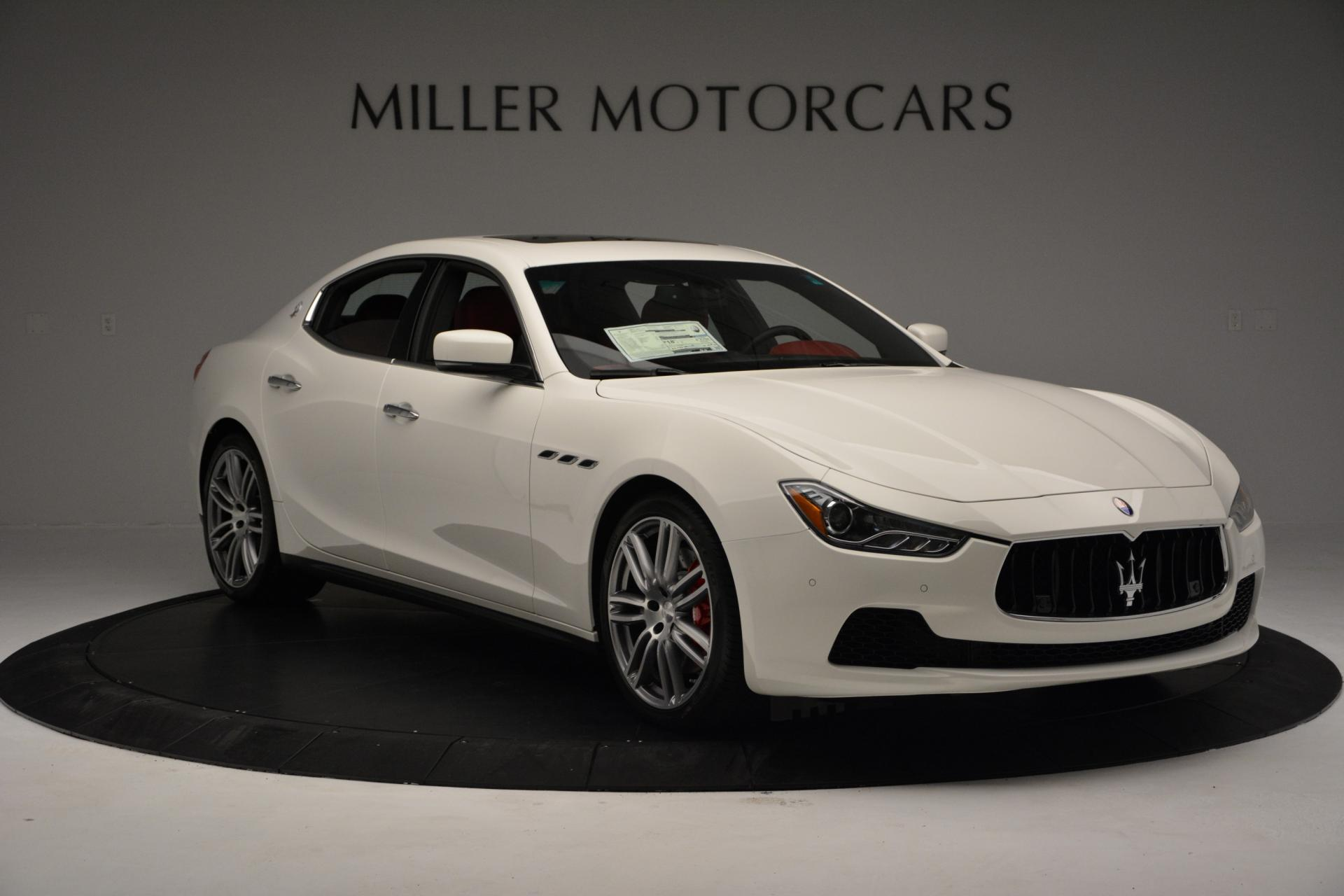 New 2016 Maserati Ghibli S Q4 For Sale In Greenwich, CT 60_p10