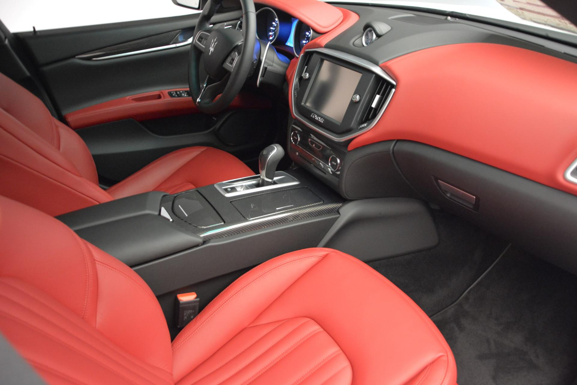 New 2016 Maserati Ghibli S Q4 For Sale In Greenwich, CT 60_p15