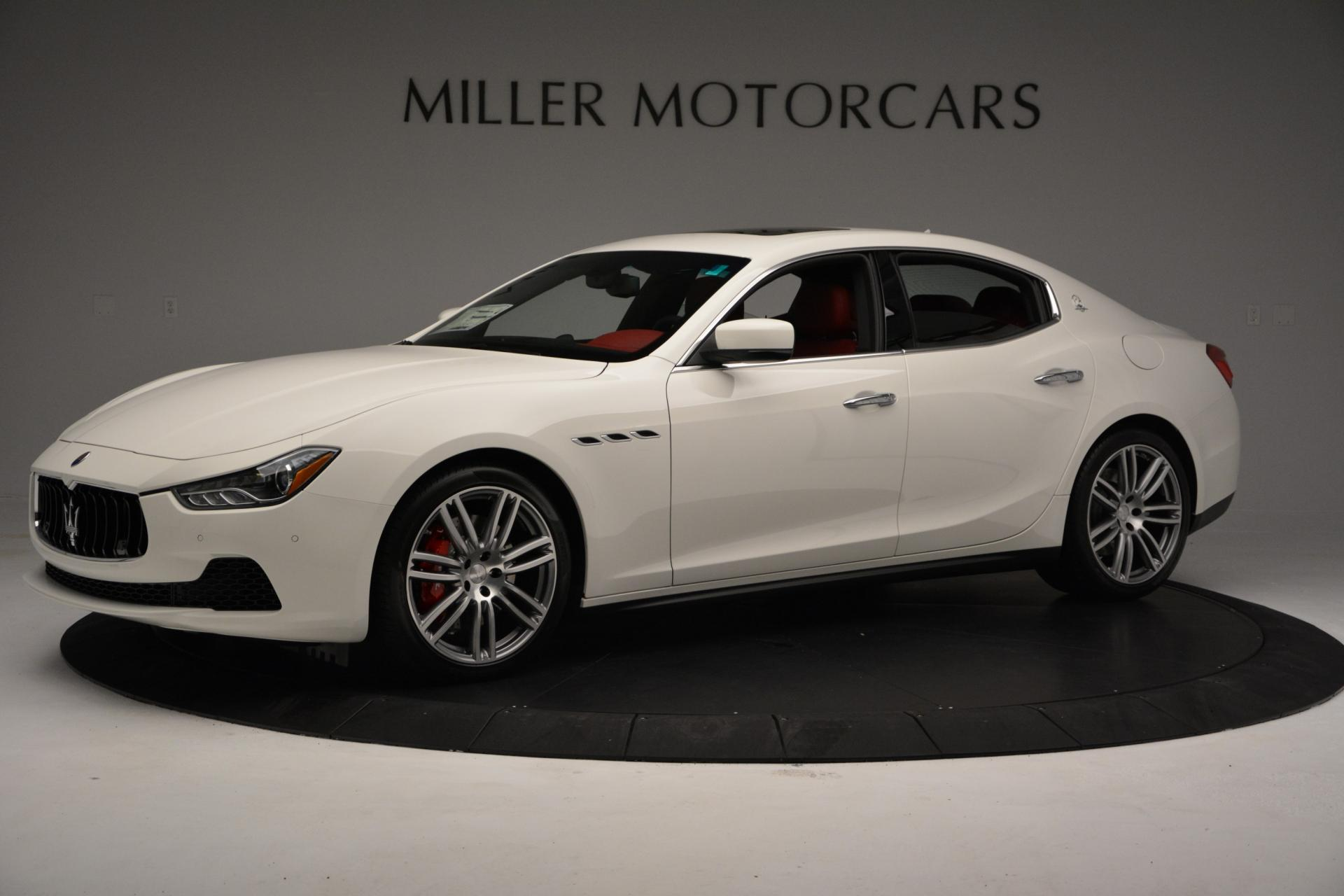 New 2016 Maserati Ghibli S Q4 For Sale In Greenwich, CT 60_p2