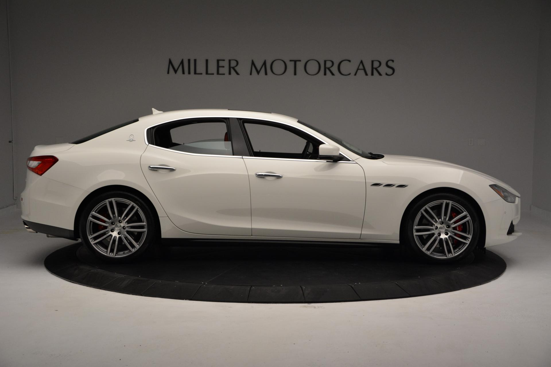 New 2016 Maserati Ghibli S Q4 For Sale In Greenwich, CT 60_p8