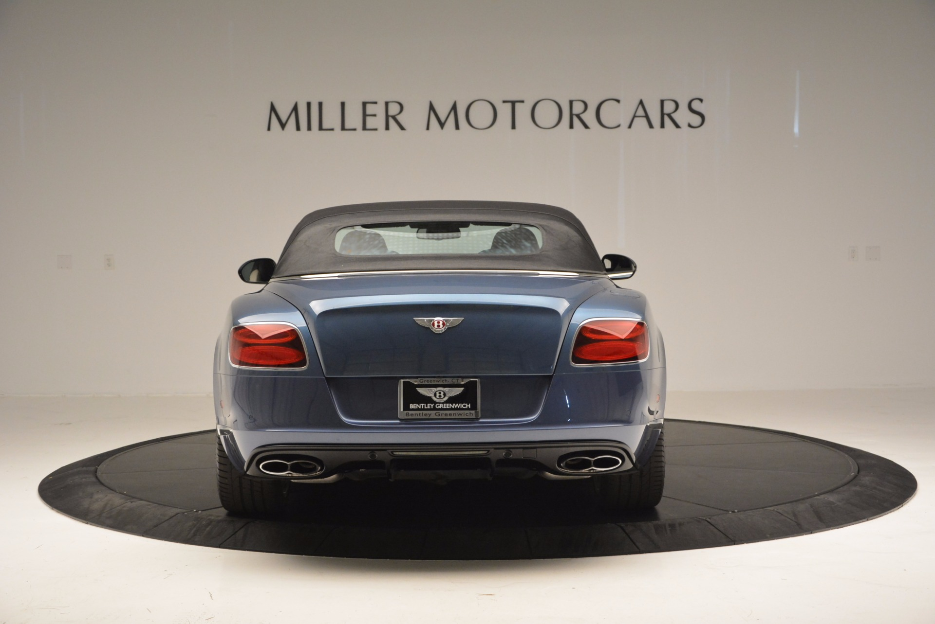 Used 2014 Bentley Continental GT V8 S Convertible  For Sale In Greenwich, CT 600_p17