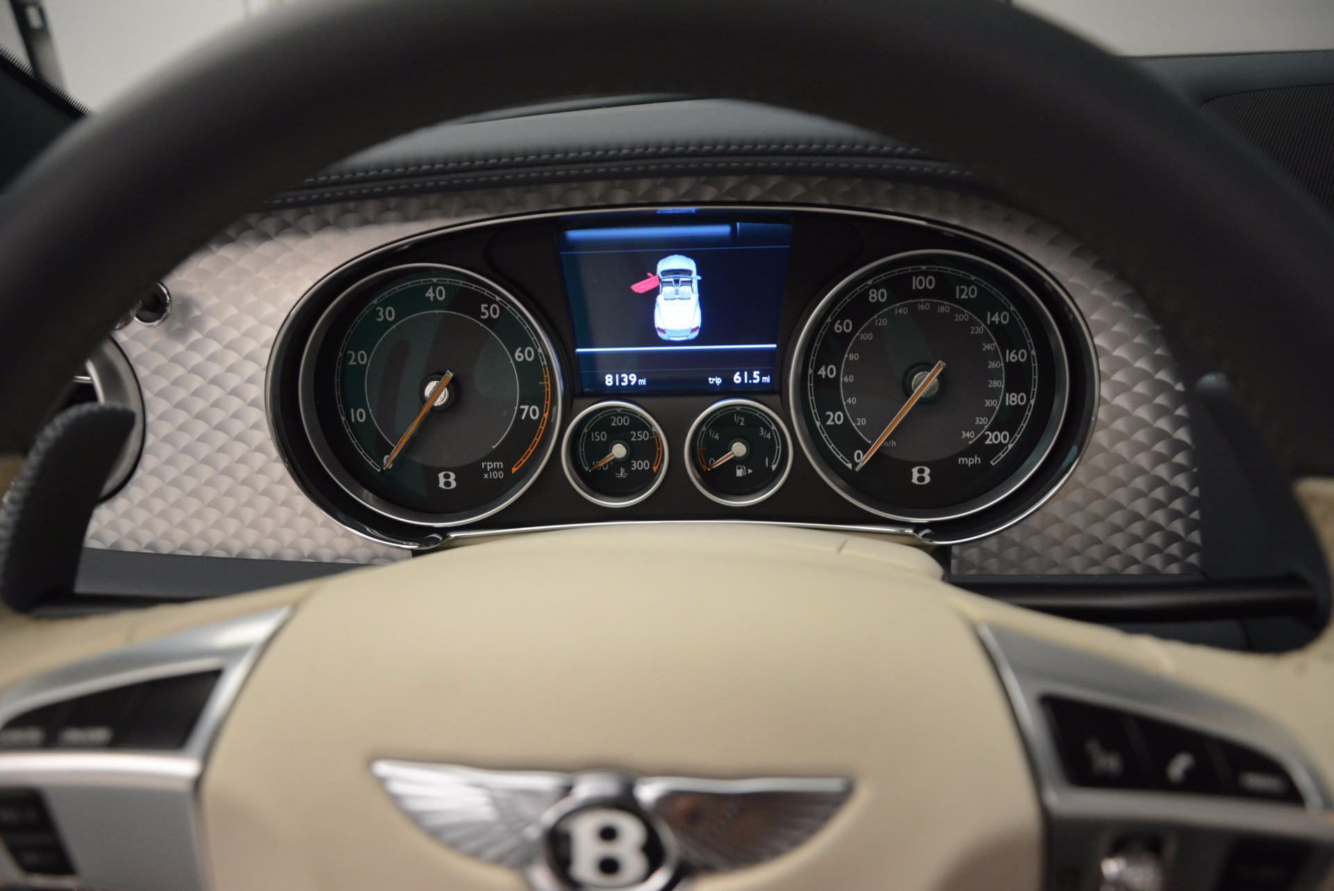 Used 2014 Bentley Continental GT V8 S Convertible  For Sale In Greenwich, CT 600_p37