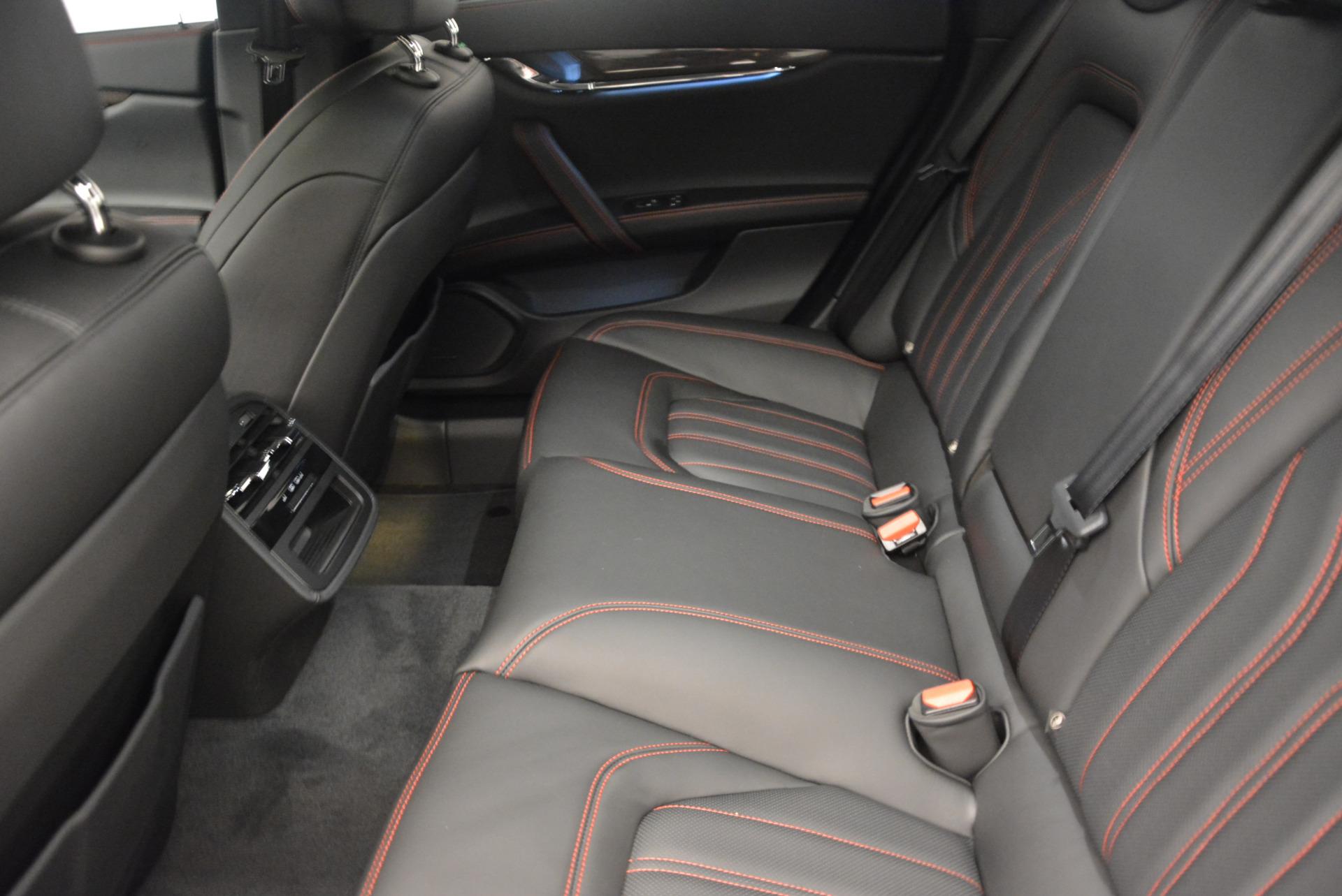 New 2017 Maserati Quattroporte S Q4 GranLusso For Sale In Greenwich, CT 601_p17