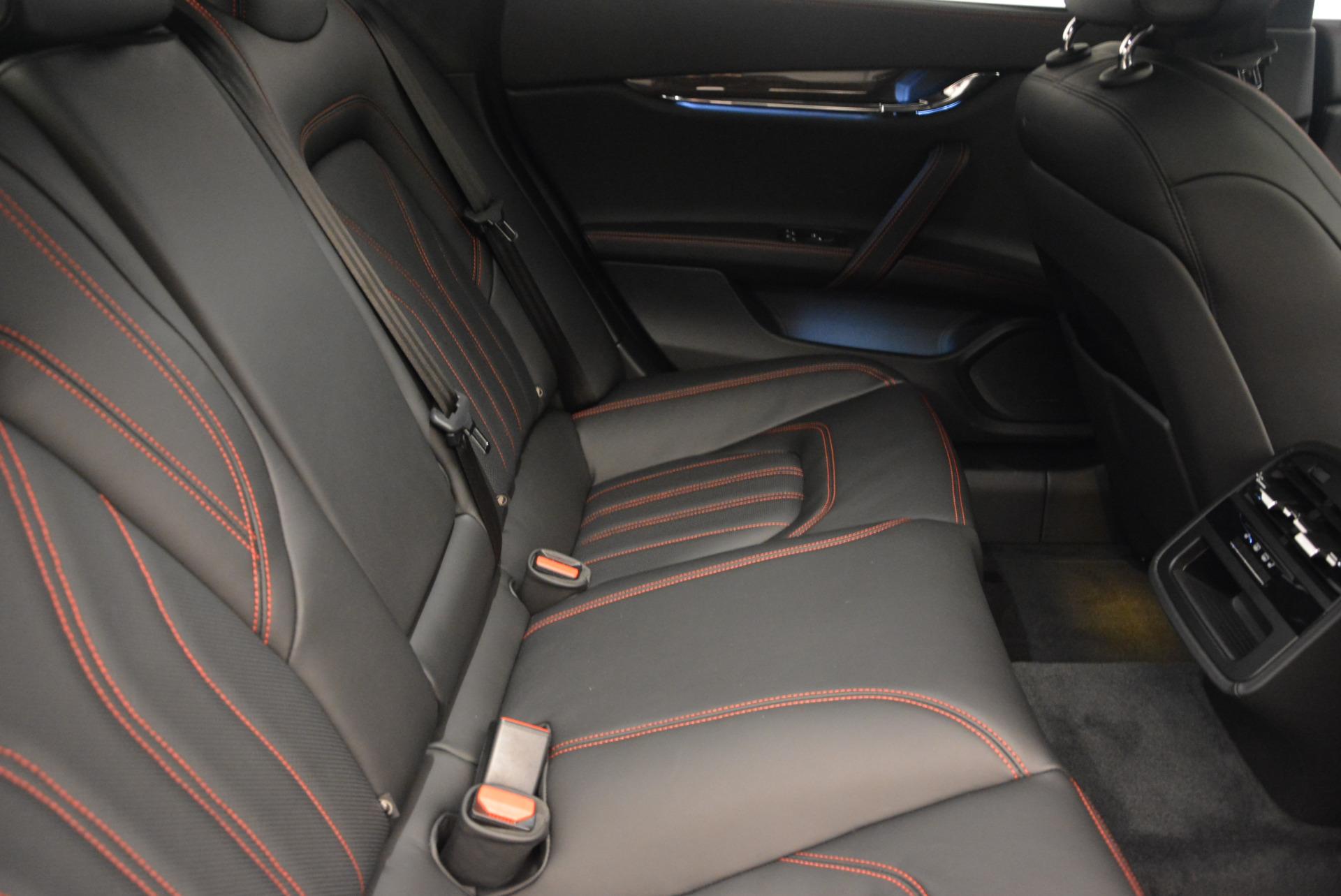 New 2017 Maserati Quattroporte S Q4 GranLusso For Sale In Greenwich, CT 601_p23