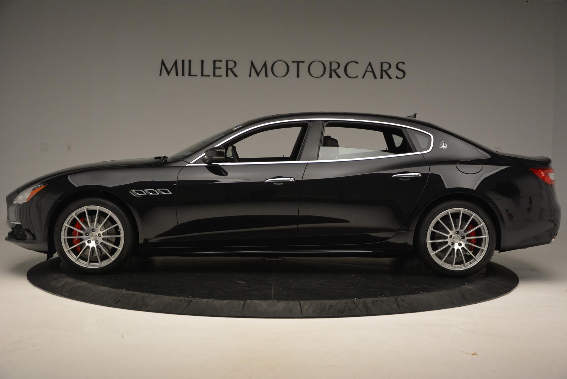 New 2017 Maserati Quattroporte S Q4 GranLusso For Sale In Greenwich, CT 601_p3