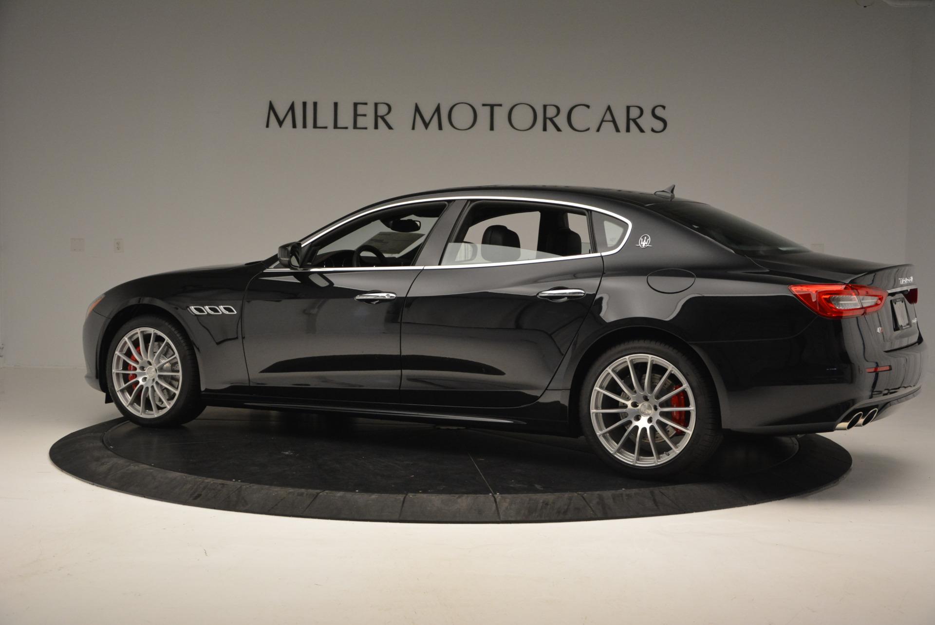 New 2017 Maserati Quattroporte S Q4 GranLusso For Sale In Greenwich, CT 601_p4