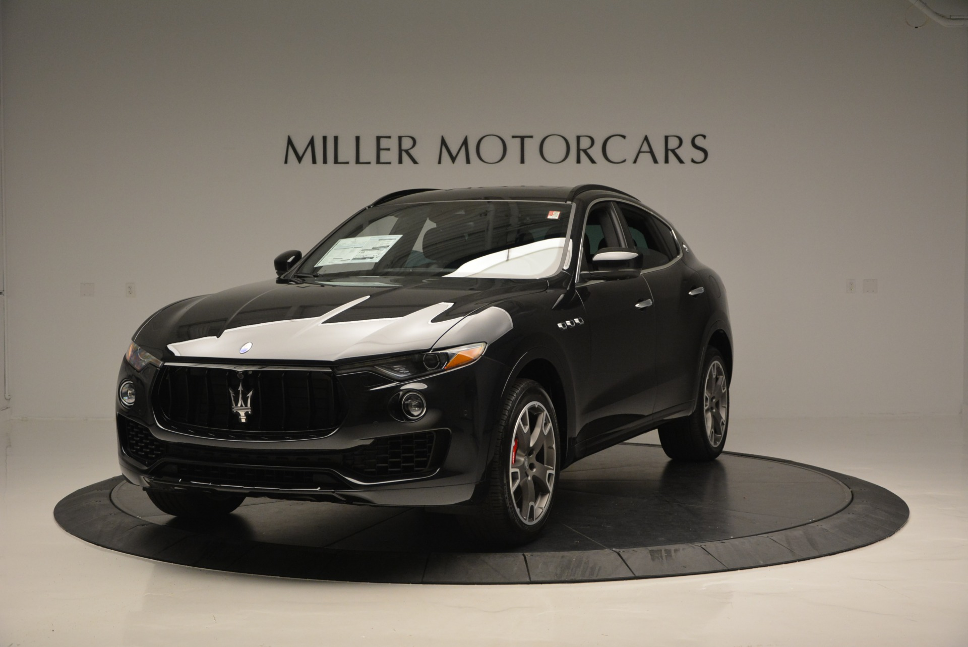 New 2017 Maserati Levante  For Sale In Greenwich, CT 602_main