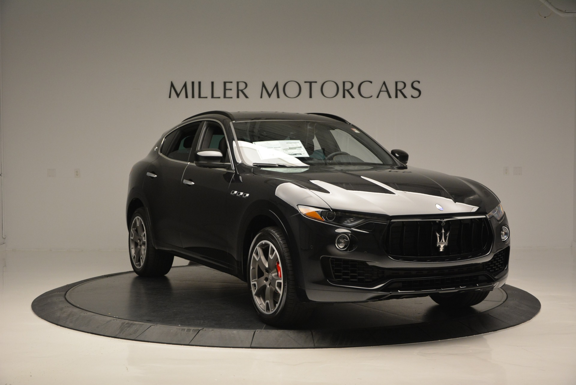 New 2017 Maserati Levante  For Sale In Greenwich, CT 602_p11
