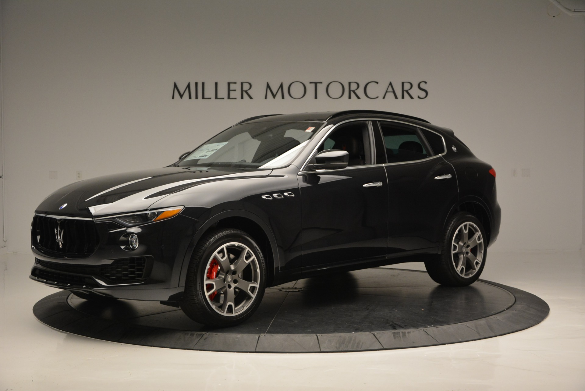 New 2017 Maserati Levante  For Sale In Greenwich, CT 602_p2