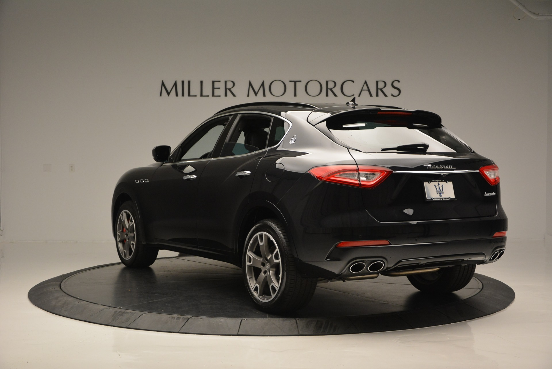 New 2017 Maserati Levante  For Sale In Greenwich, CT 602_p5
