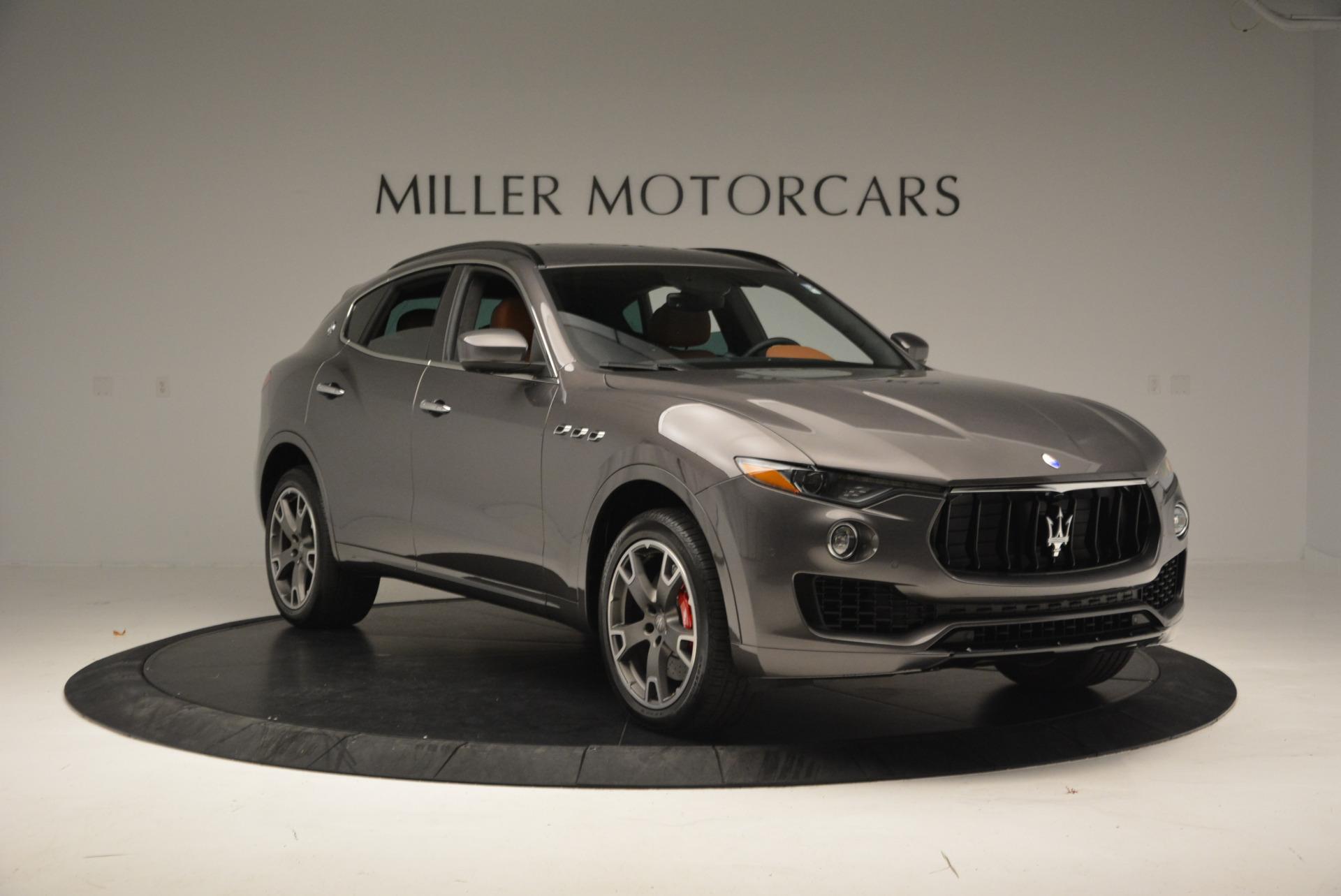 New 2017 Maserati Levante S For Sale In Greenwich, CT 603_p11