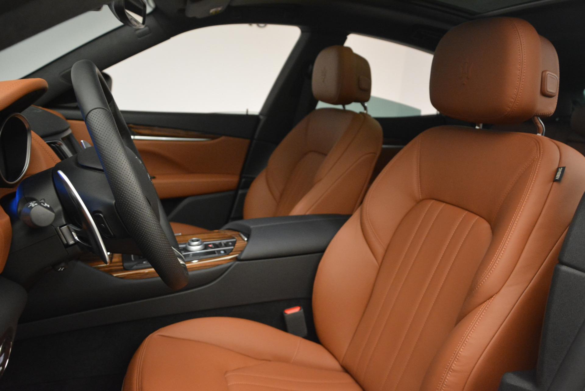 New 2017 Maserati Levante S For Sale In Greenwich, CT 603_p16