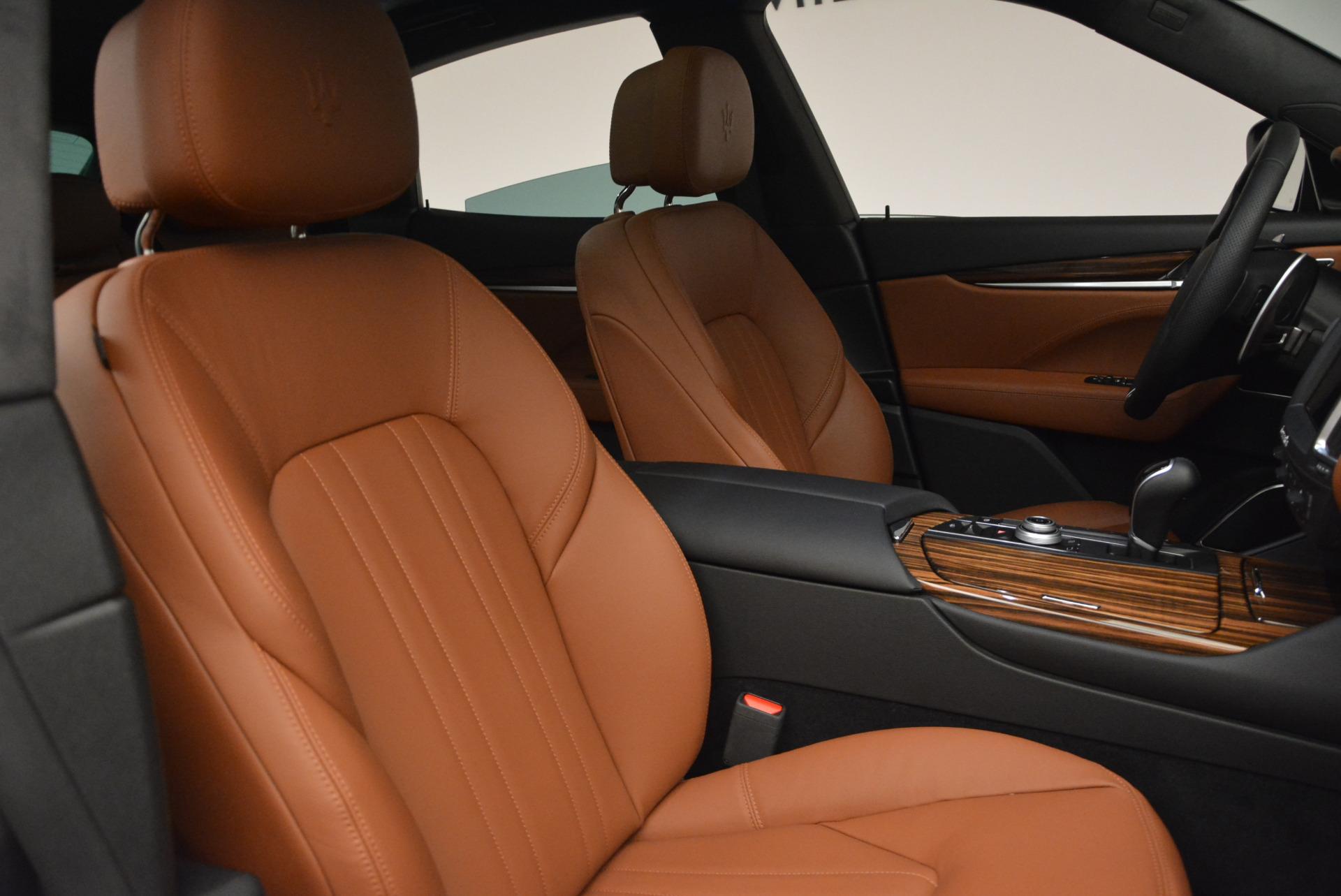 New 2017 Maserati Levante S For Sale In Greenwich, CT 603_p22