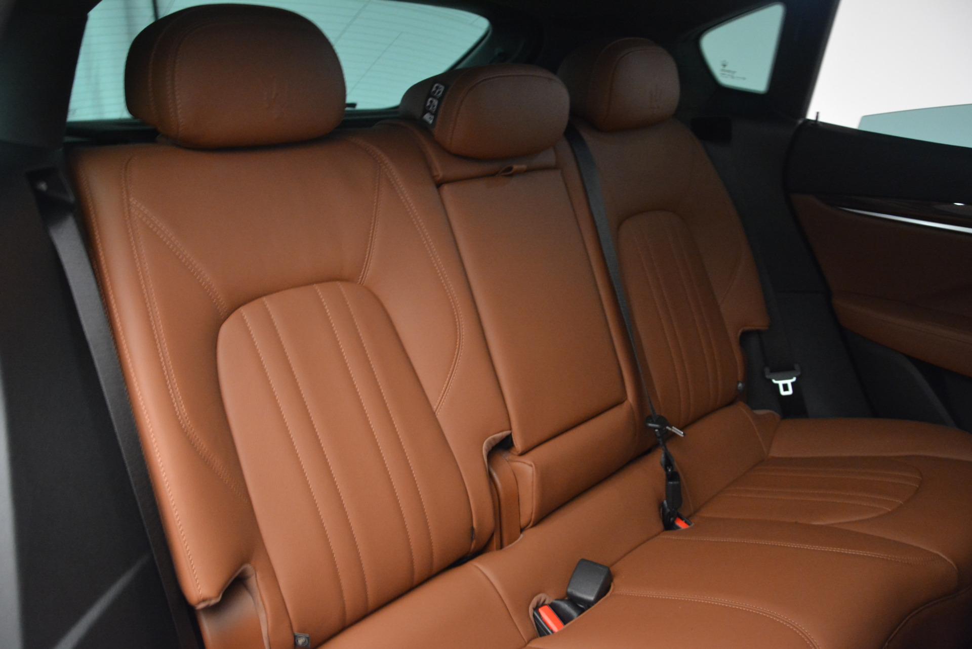 New 2017 Maserati Levante S For Sale In Greenwich, CT 603_p25