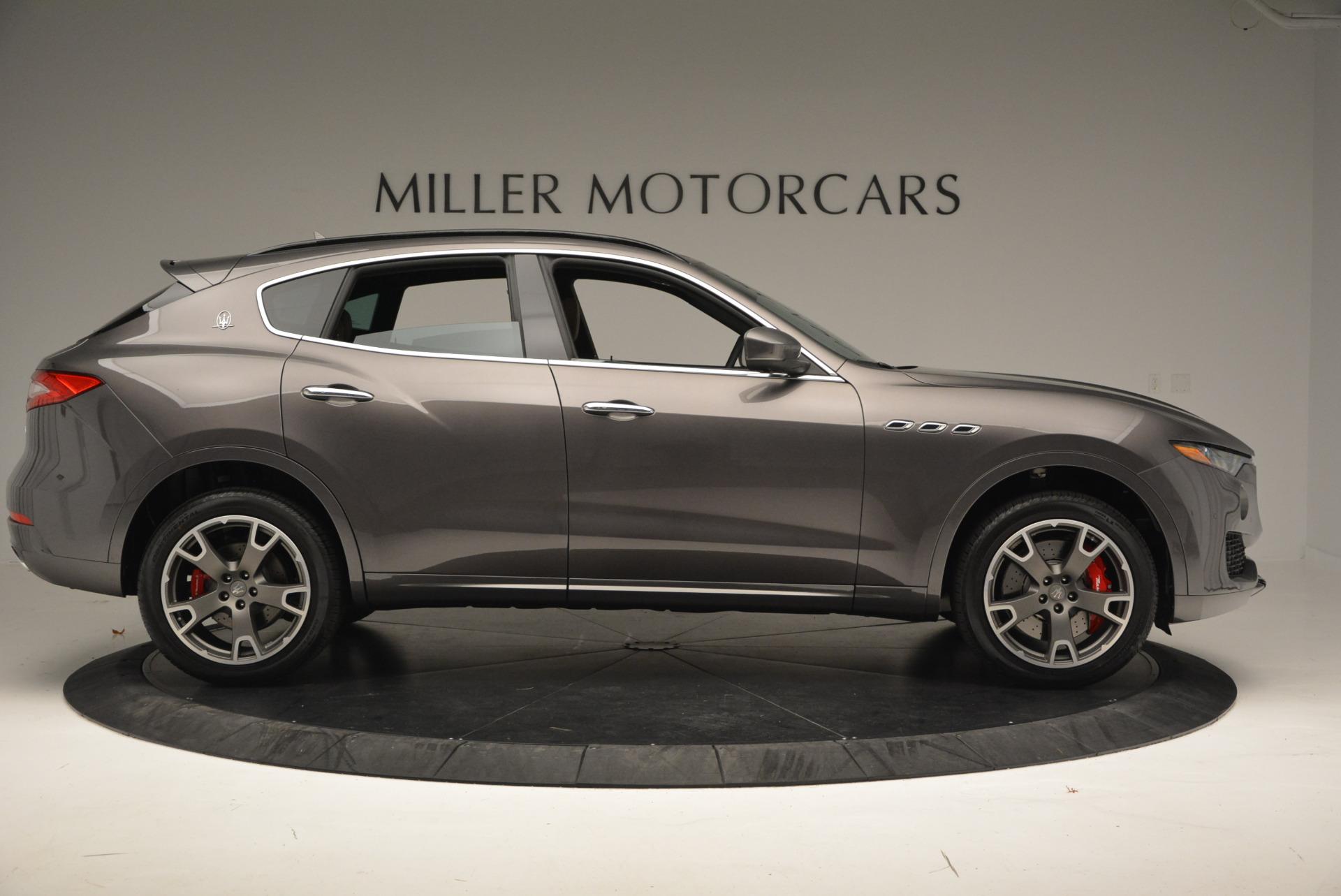 New 2017 Maserati Levante S For Sale In Greenwich, CT 603_p9