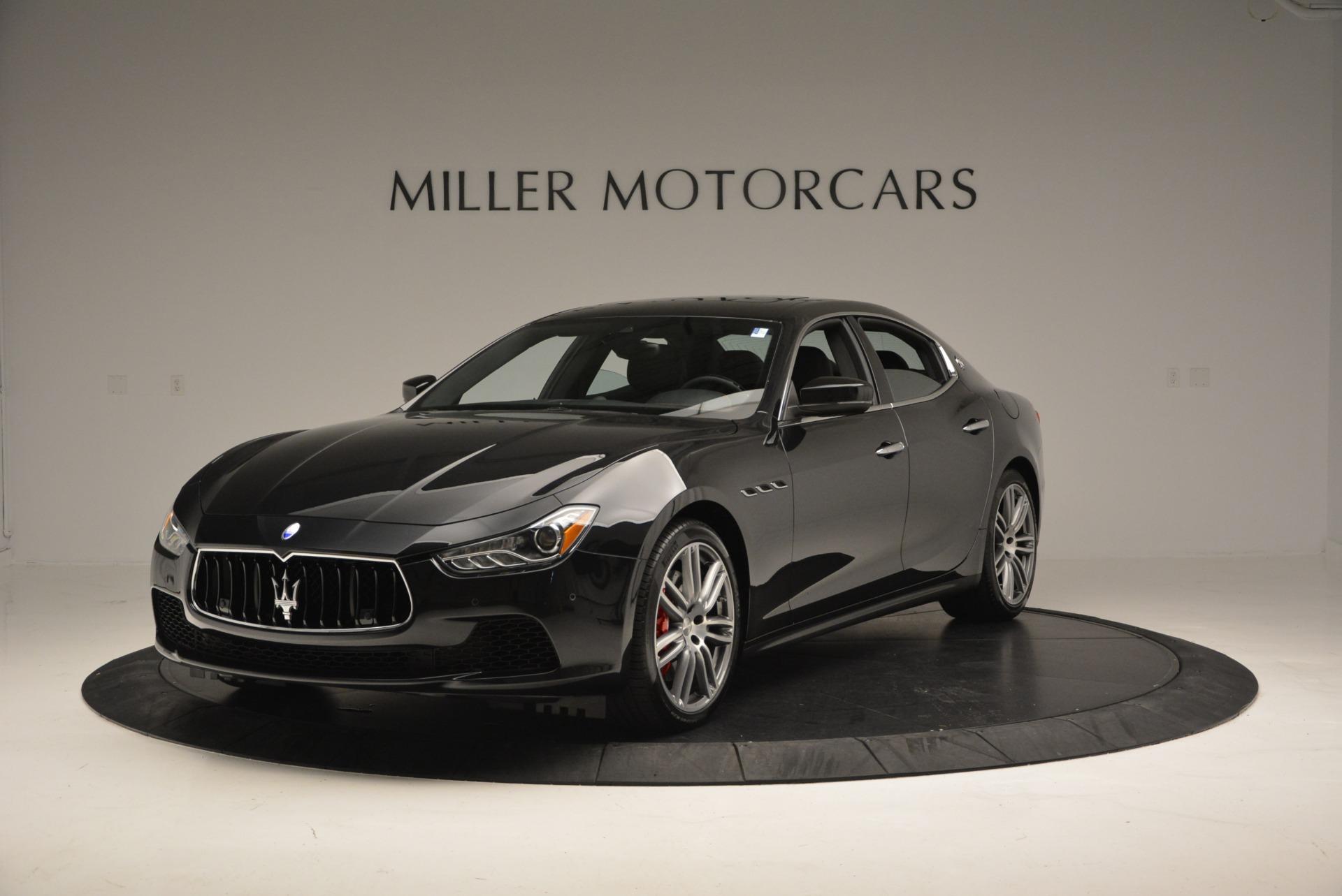 New 2017 Maserati Ghibli S Q4 For Sale In Greenwich, CT 604_main