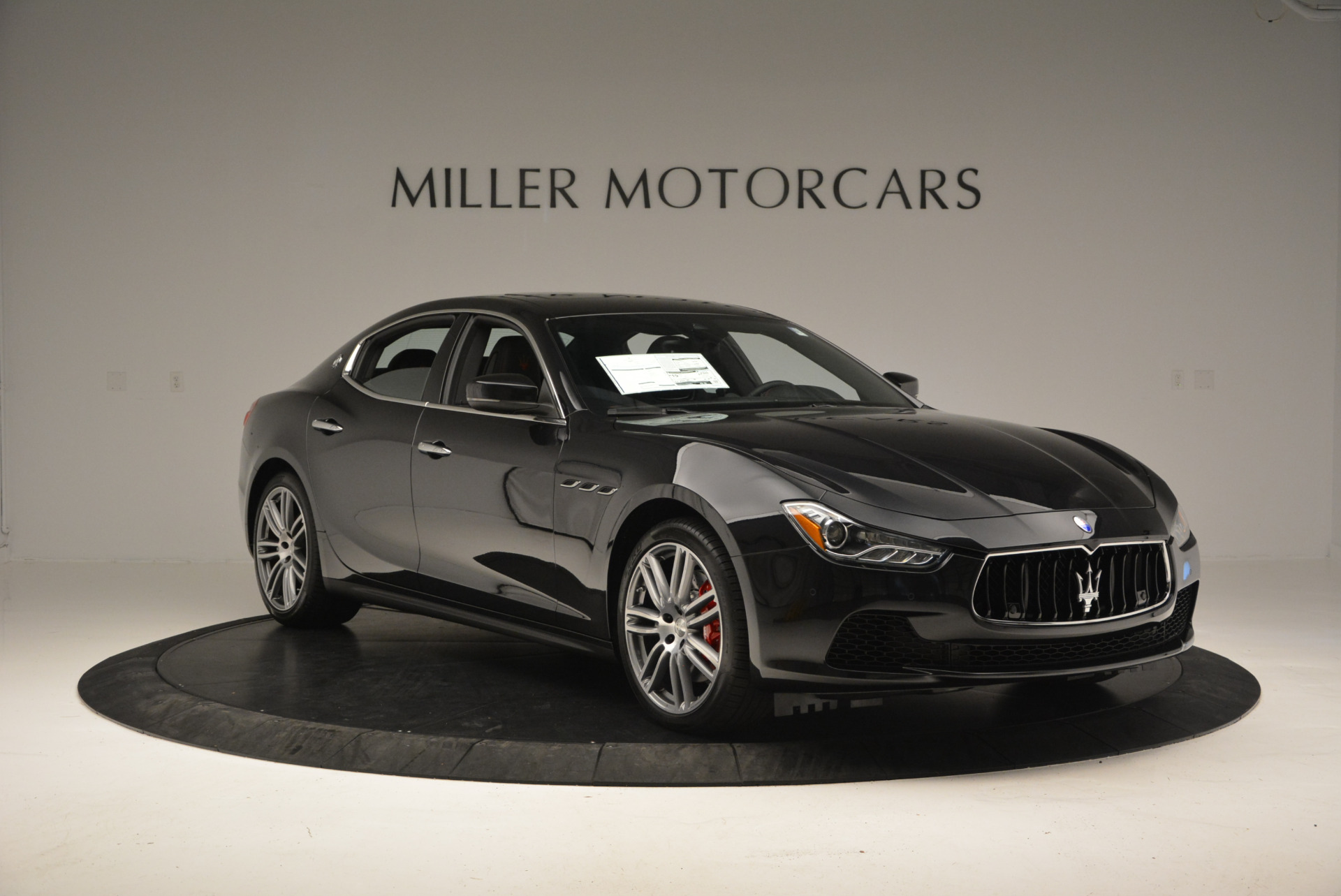New 2017 Maserati Ghibli S Q4 For Sale In Greenwich, CT 605_p11