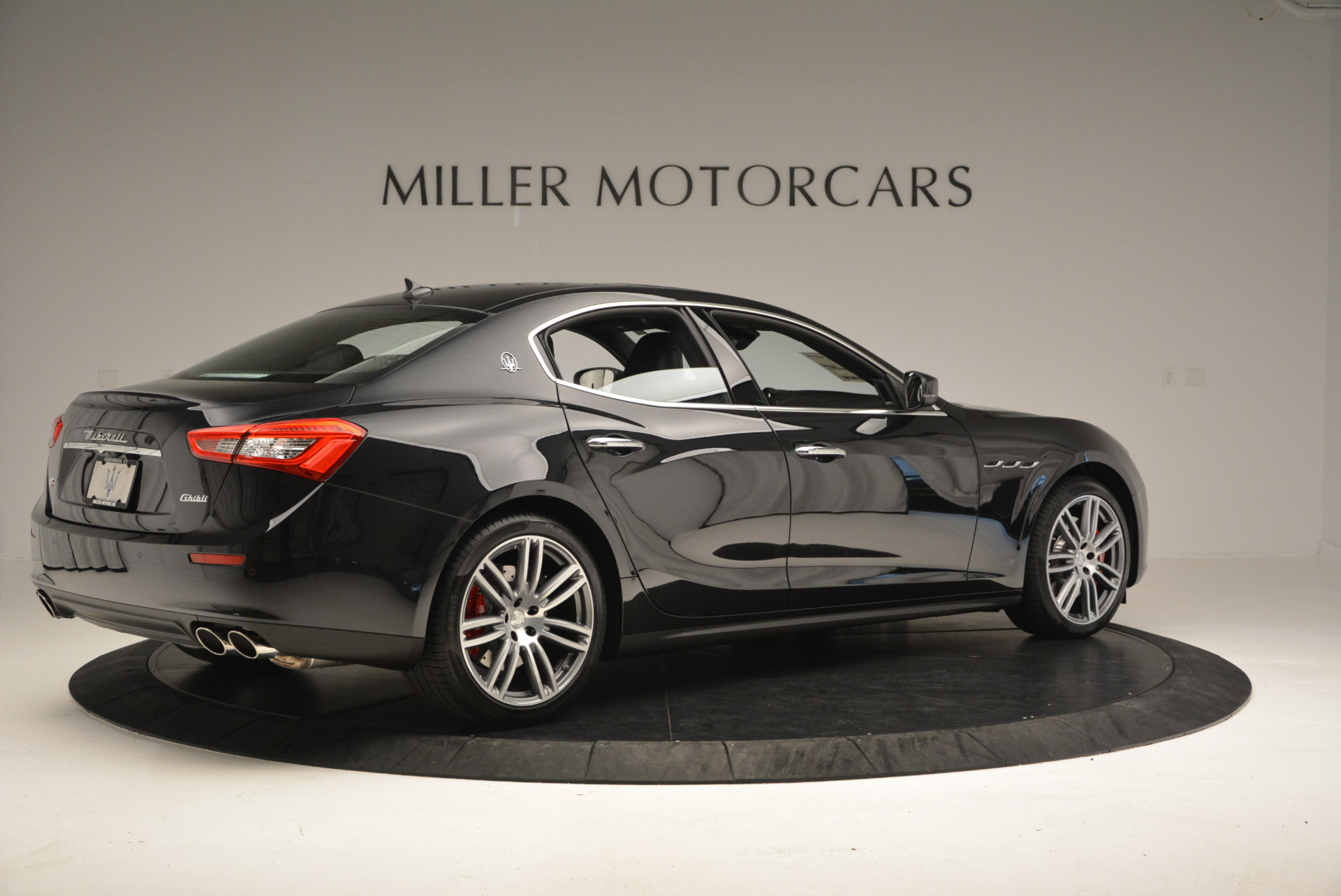 New 2017 Maserati Ghibli S Q4 For Sale In Greenwich, CT 605_p8