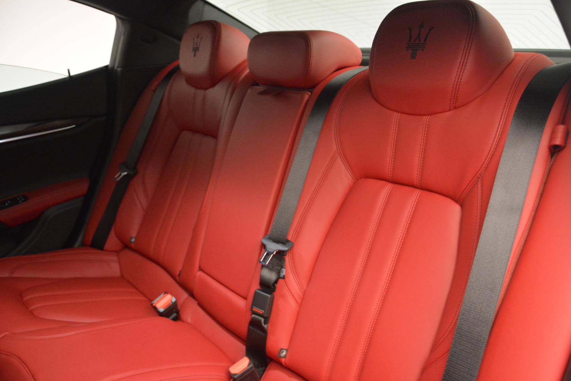 New 2017 Maserati Ghibli S Q4 For Sale In Greenwich, CT 606_p20