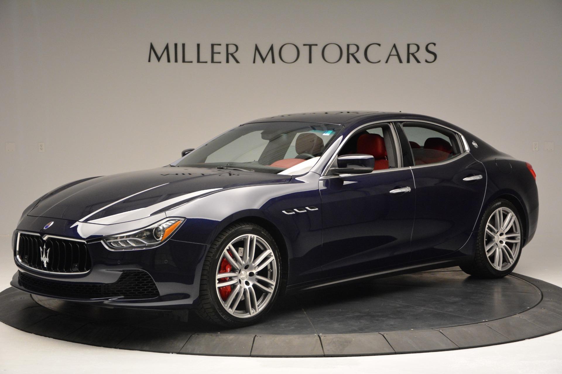 New 2017 Maserati Ghibli S Q4 For Sale In Greenwich, CT 607_p2