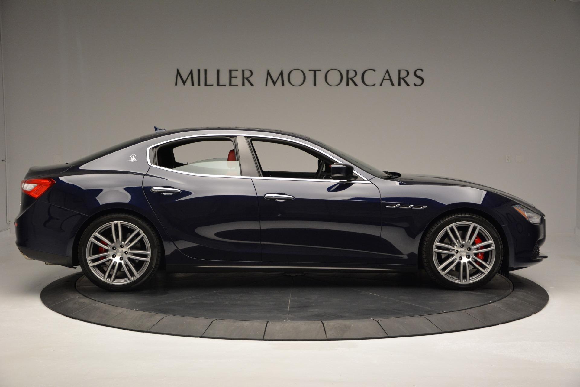 New 2017 Maserati Ghibli S Q4 For Sale In Greenwich, CT 607_p9